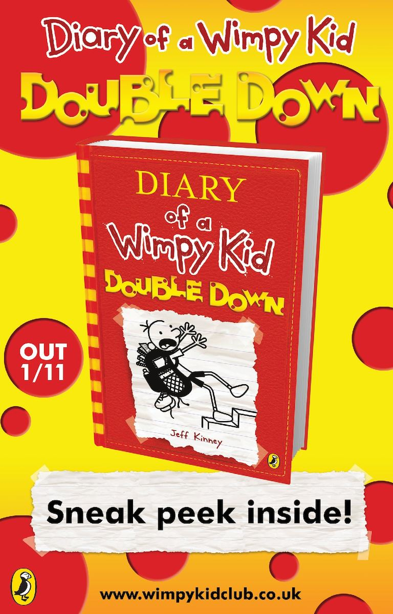 Calameo Diary Of A Wimpy Kid Double Down Extract