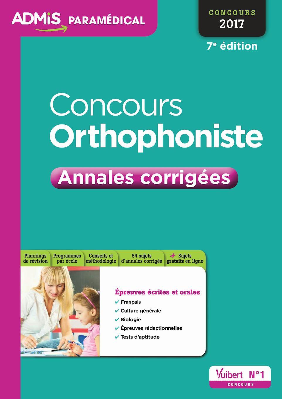 methodologie dissertation concours orthophonie