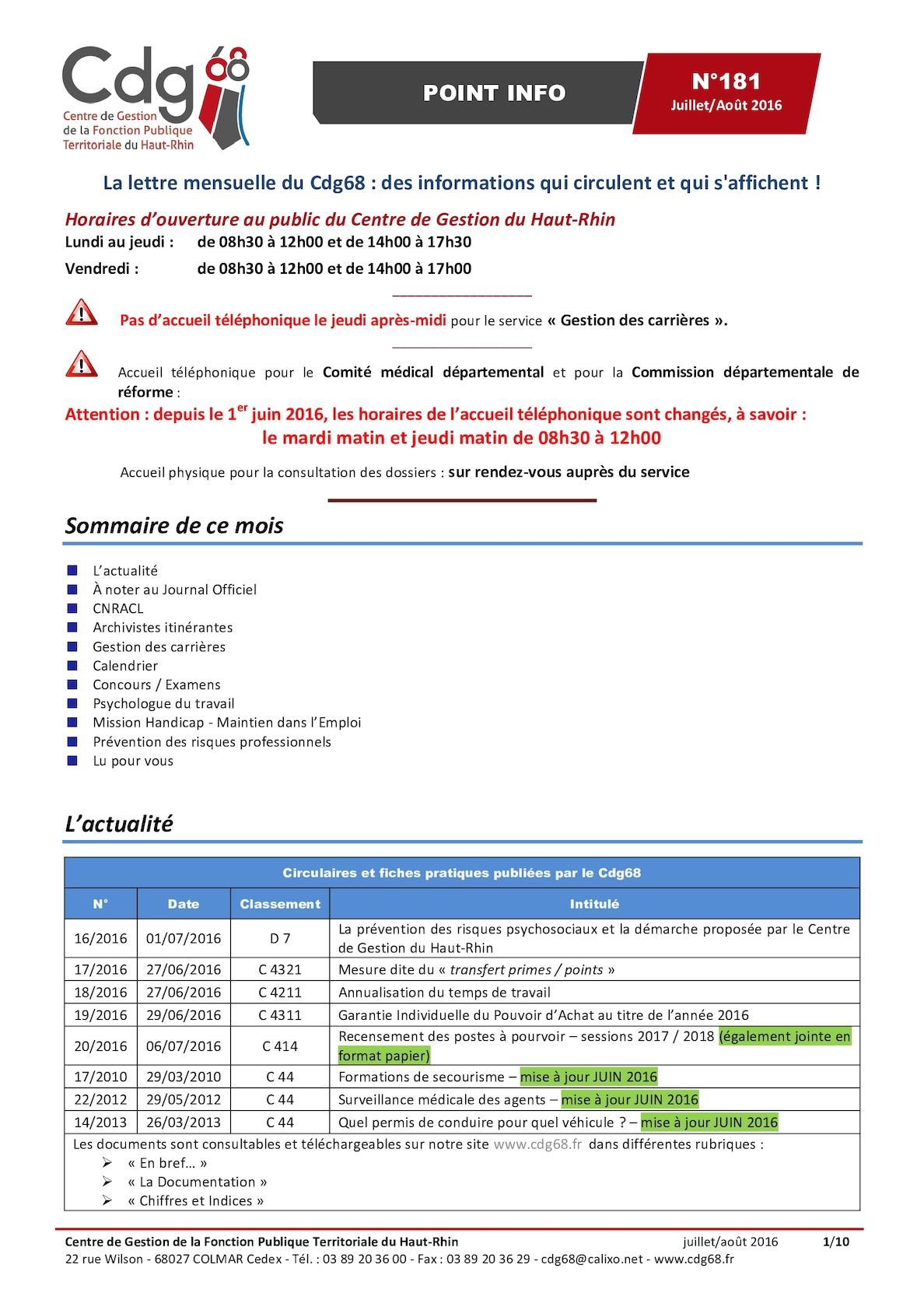 4bd989f8cb7 Calaméo - Point Info Cdg Haut Rhin