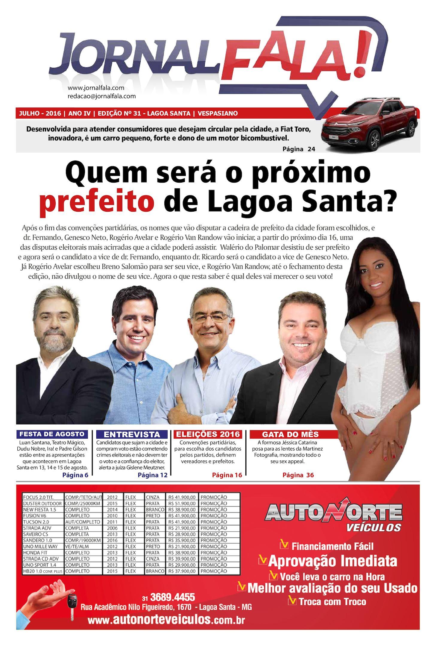 4450dad03ad6e Calaméo - Jornal Fala - Edição 31