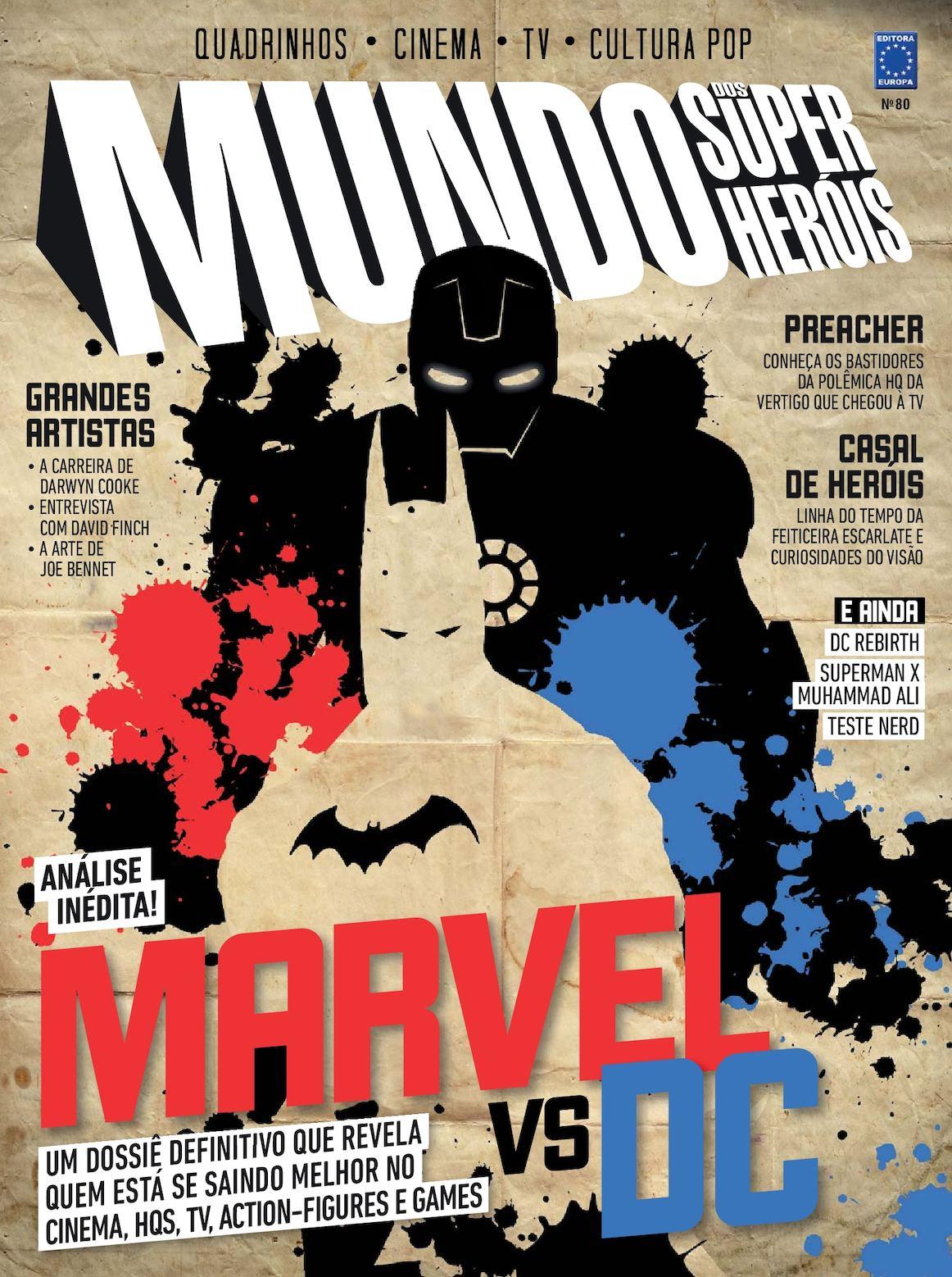 Calameo Revista Mundo Dos Super Herois Edicao 80 Julho