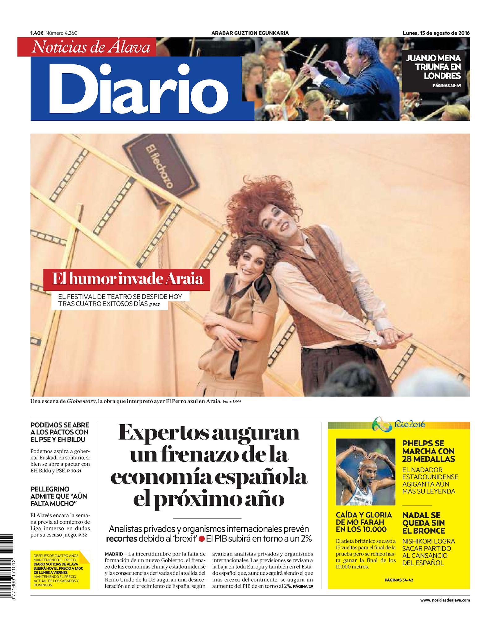 Calaméo - Diario de Noticias de Álava 20160815 585d66b0869
