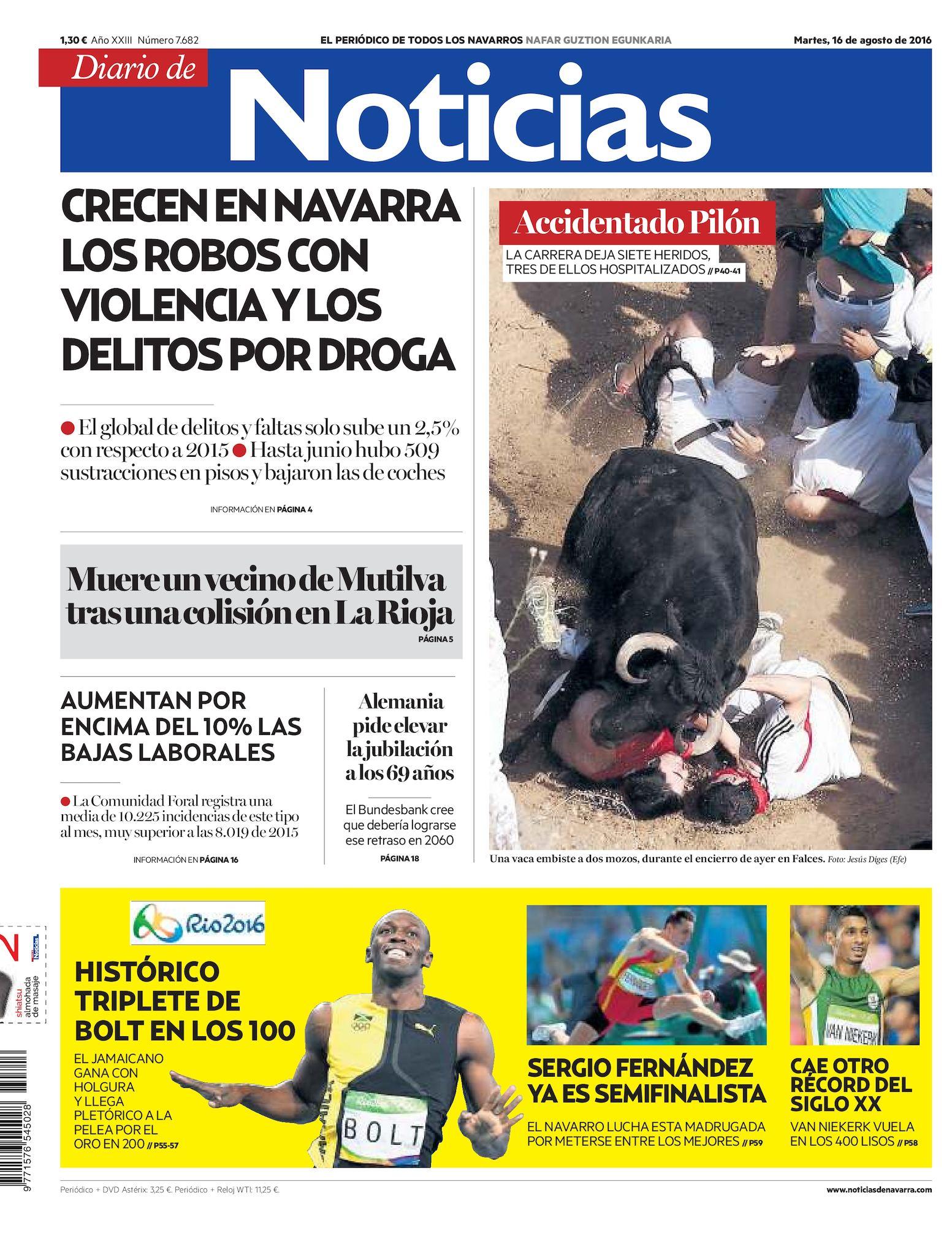 Calaméo Diario De Noticias 20160816