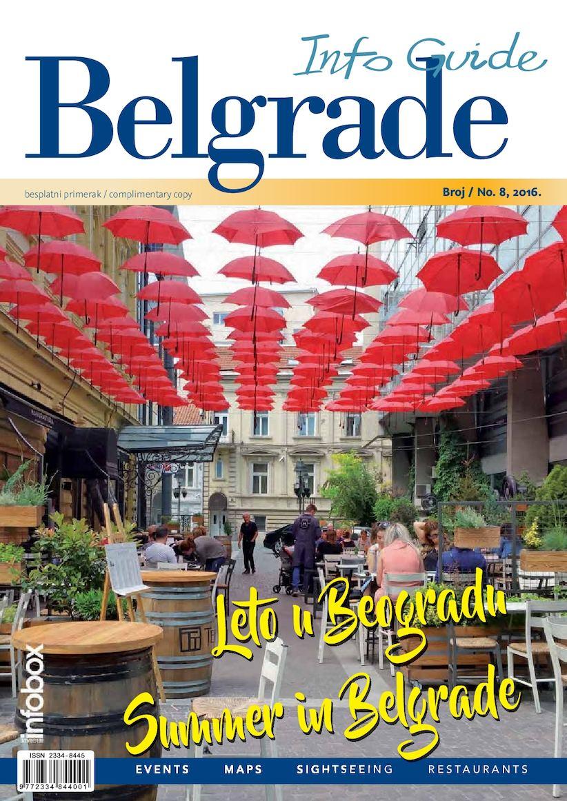 Calameo Belgrade Info Guide 8