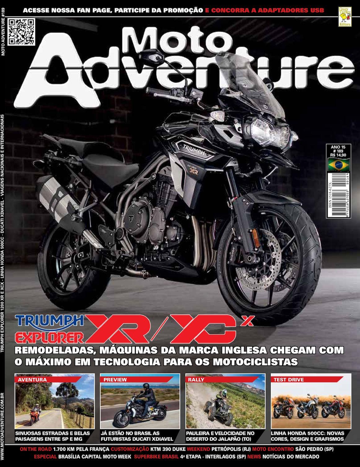 Calaméo - Moto Adventure 189 Agosto 66adcda1565