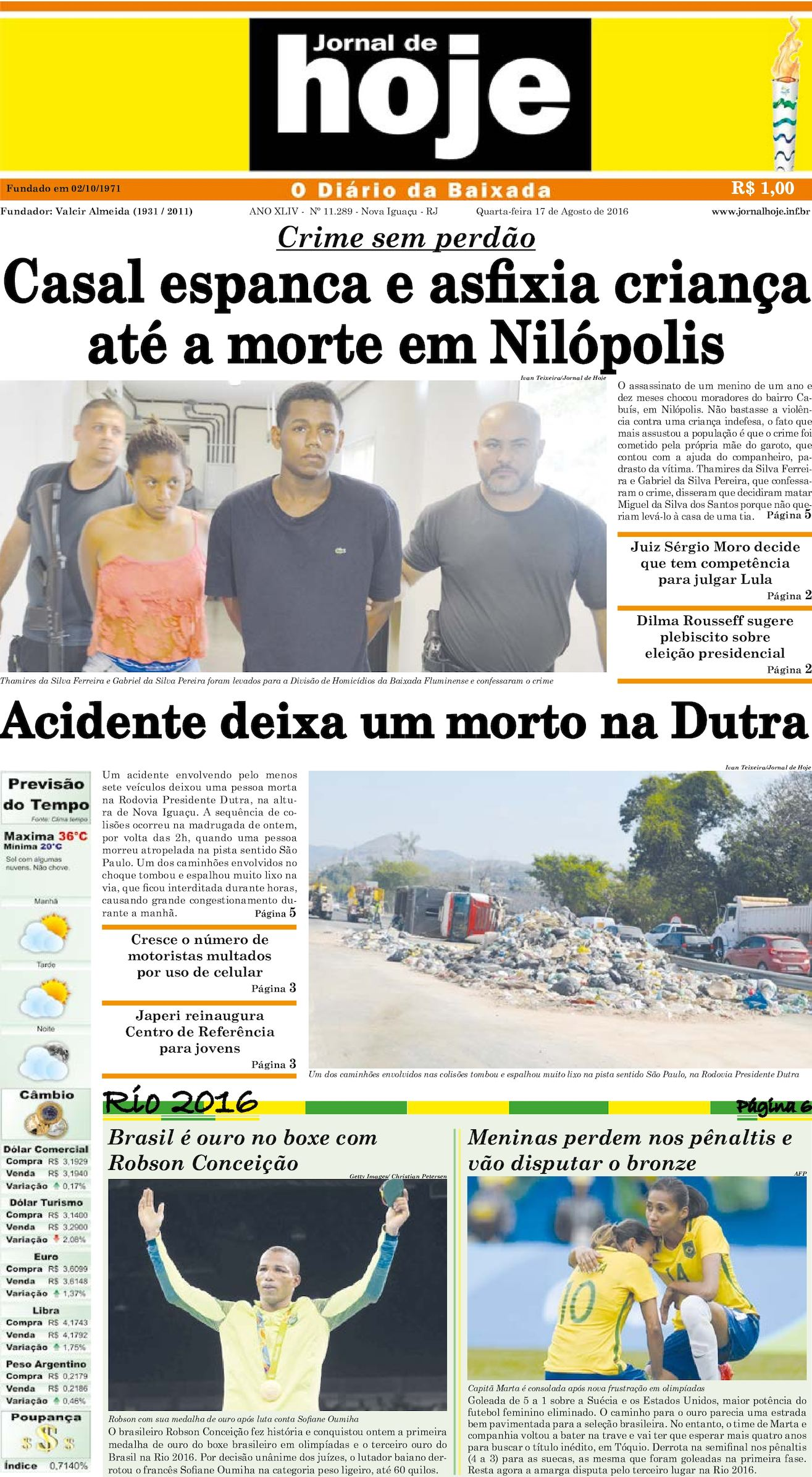 Calaméo - Jornal De Hoje 170816 eba48f6431ee5