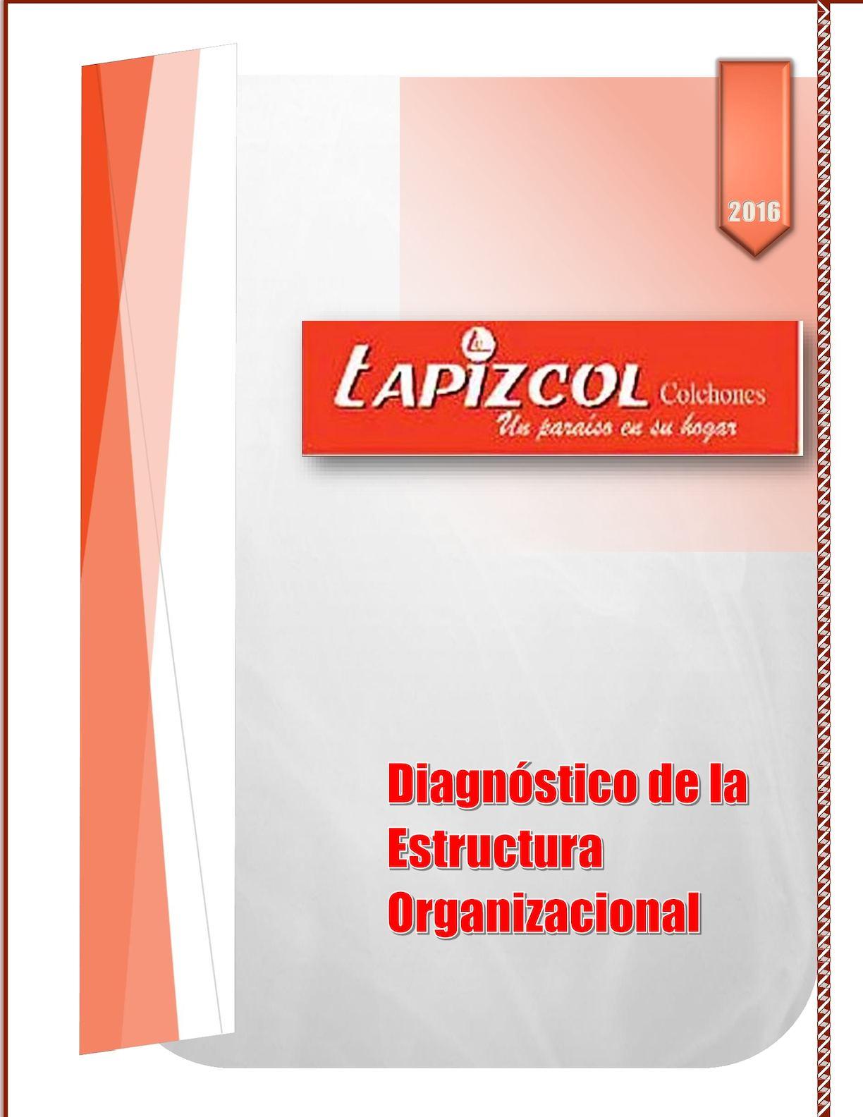 Diagnostico Estructura Organizacional Calameo Downloader