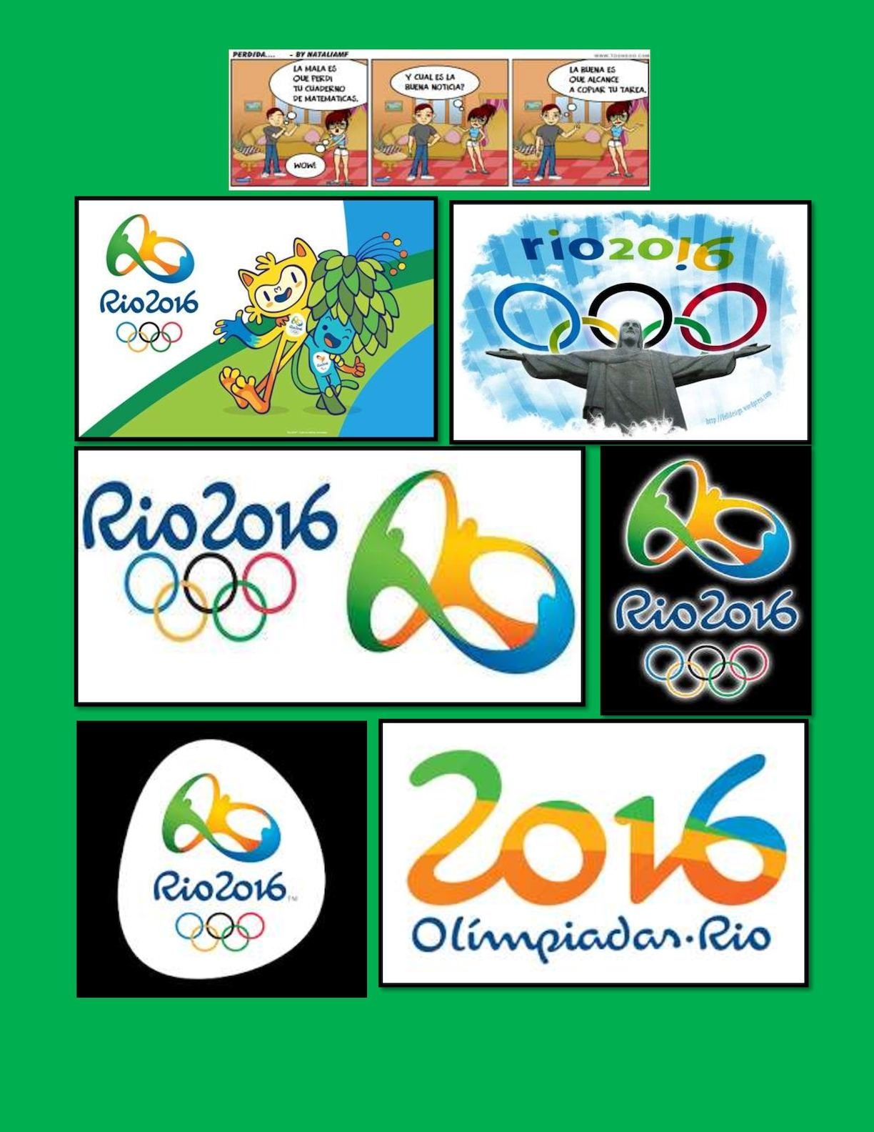 2cbb5fb7216b9 Calaméo - Juegos Olimpicos rio 2016
