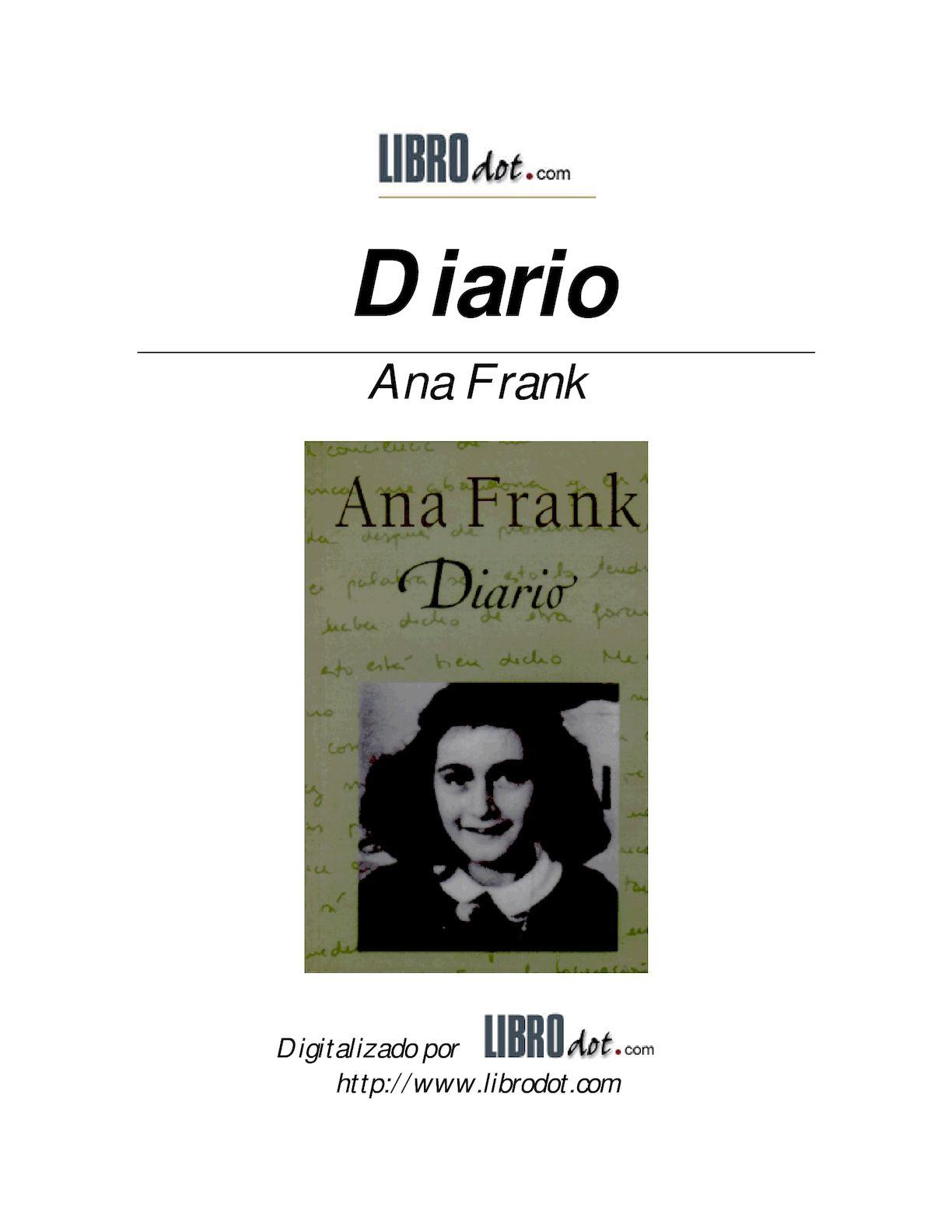 Diario Ana Calaméo De Diario Calaméo Frank De Frank Diario Ana Calaméo De Ana xWQrdBECoe
