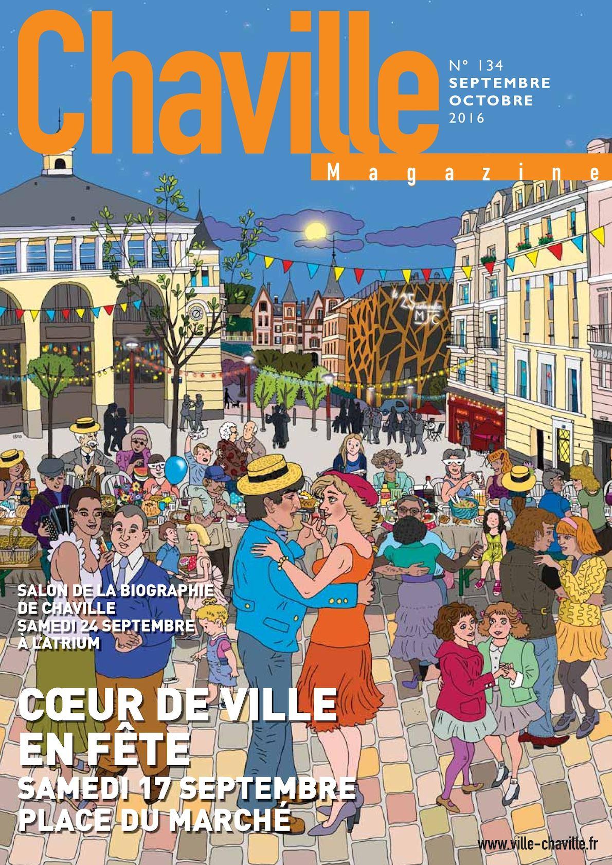 Les Sens Du Bien Etre Chaville calaméo - chaville magazine 134