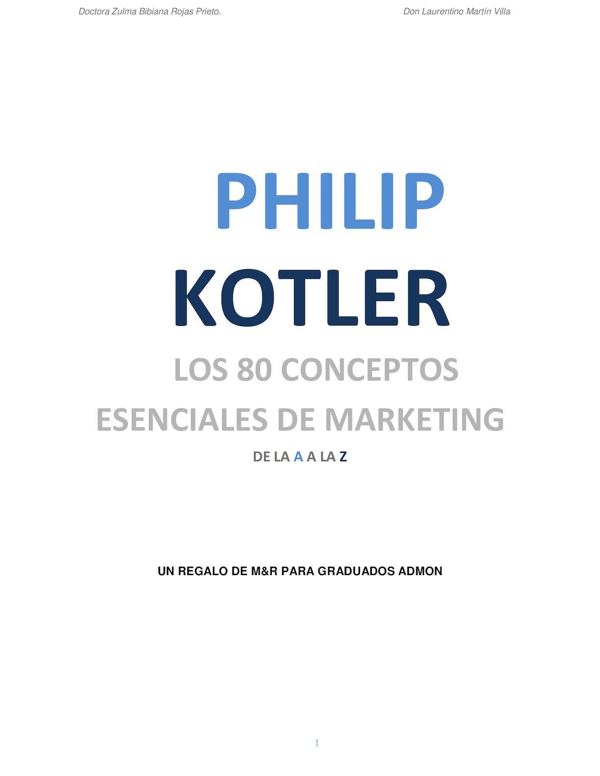 Conceptos Del Por Calaméo Marketing Los Kotler Philips 80 wnmN08