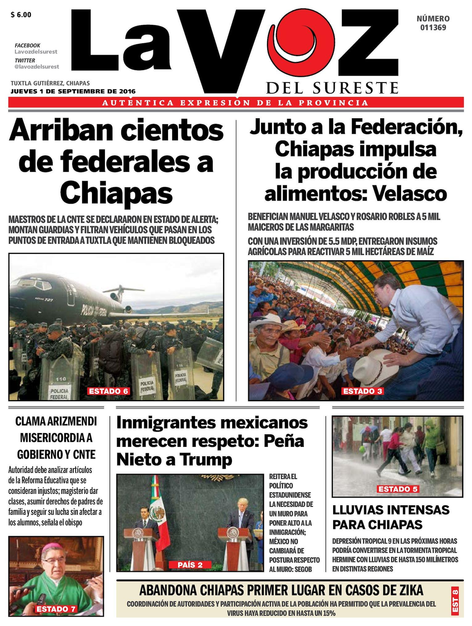 Calaméo - Diario La Voz del Sureste c8383b9d487