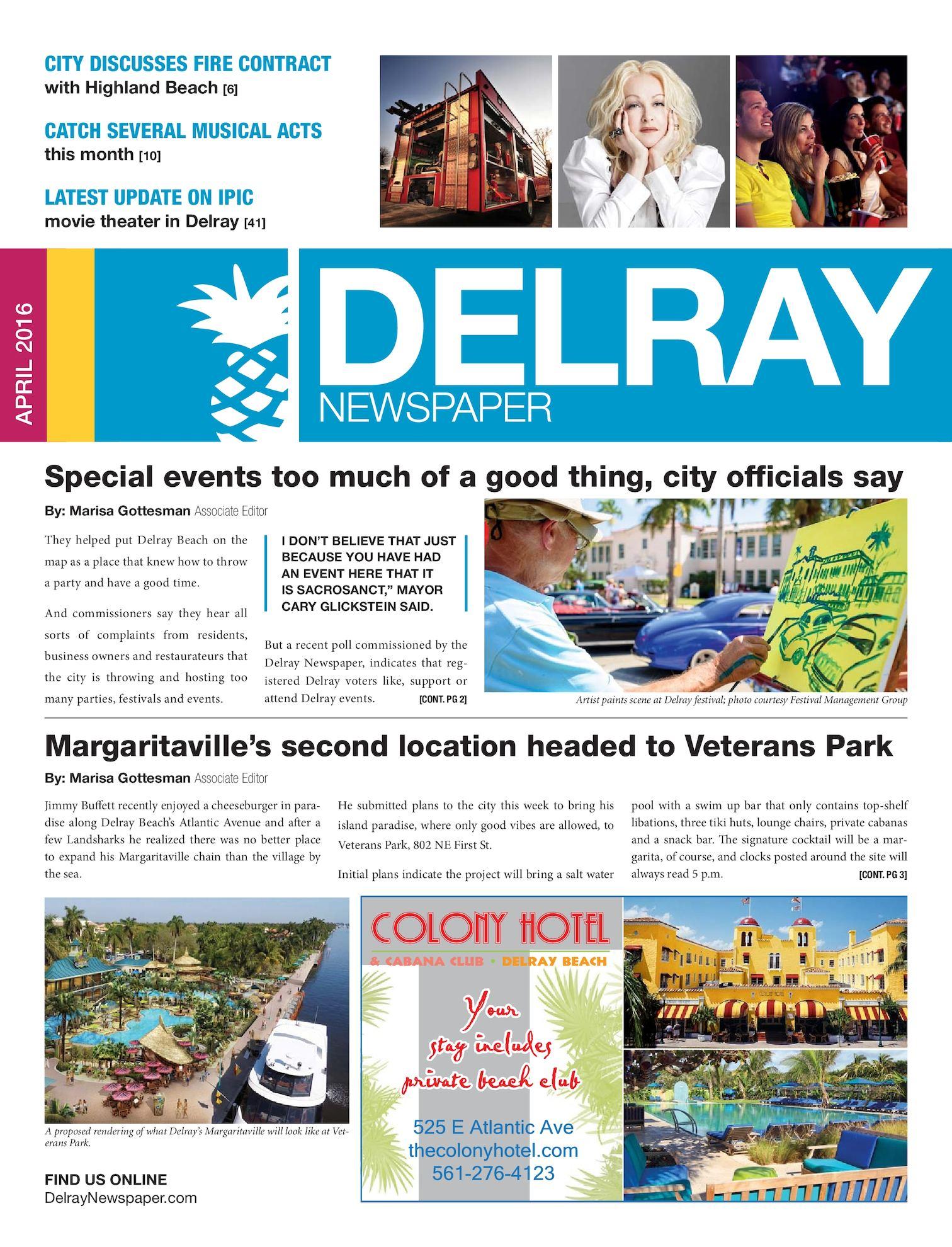 ba56847da8f Calaméo - Delray newspaper