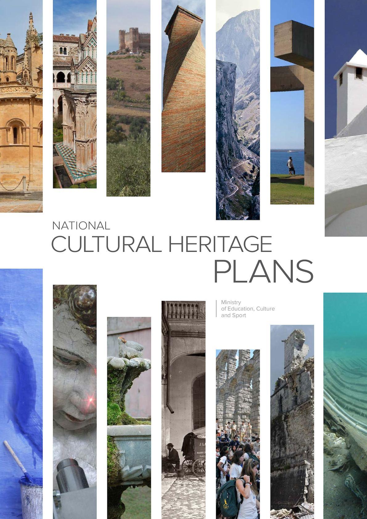 Portaceli Banos.Calameo National Cultural Heritage Plans