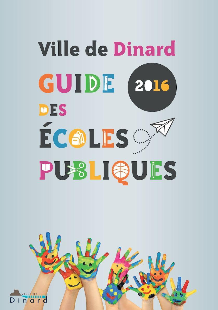 Le Choix De Sophie Dinard calaméo - guide des écoles publiques