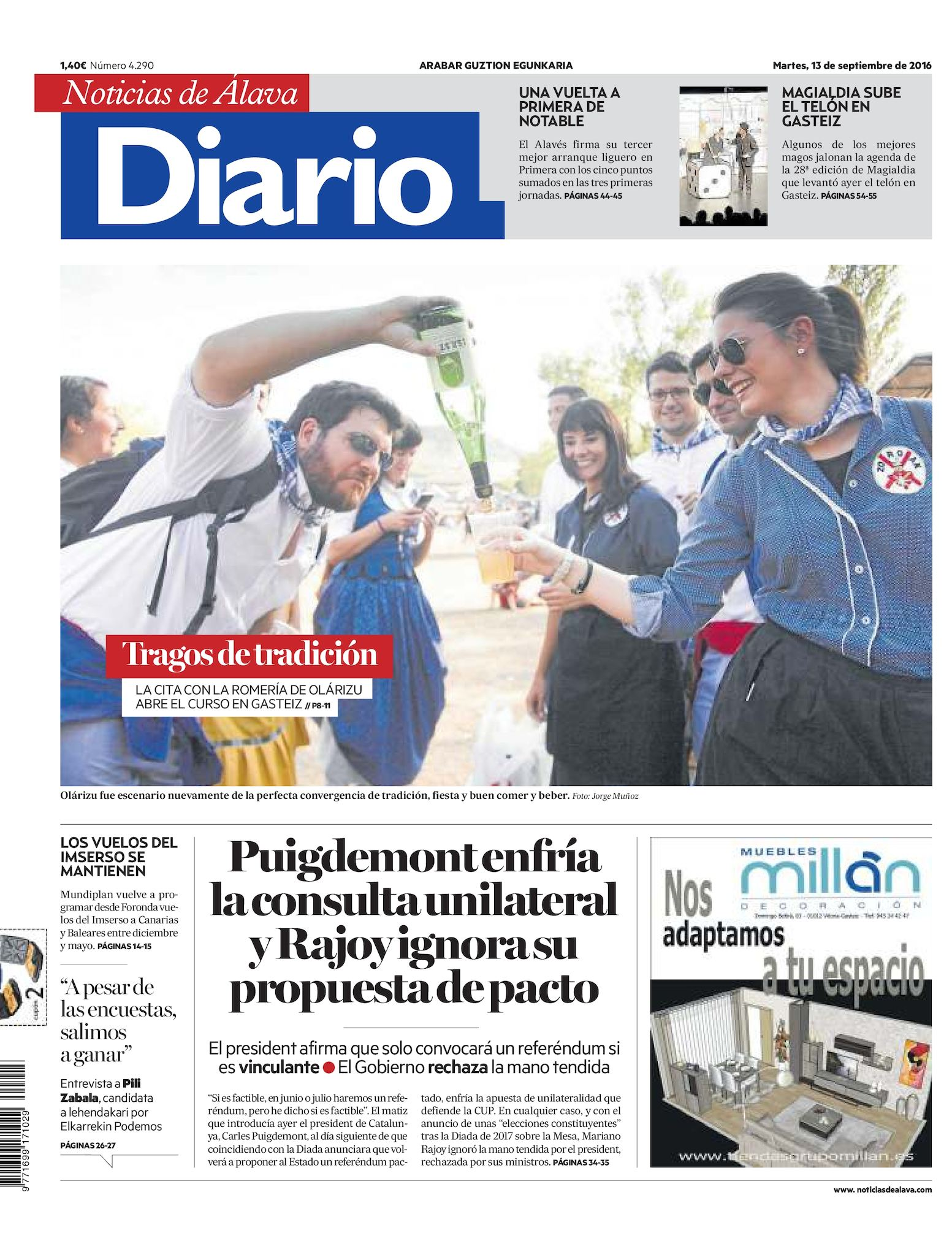 Calaméo Diario De 20160913 Álava Noticias EH2ID9