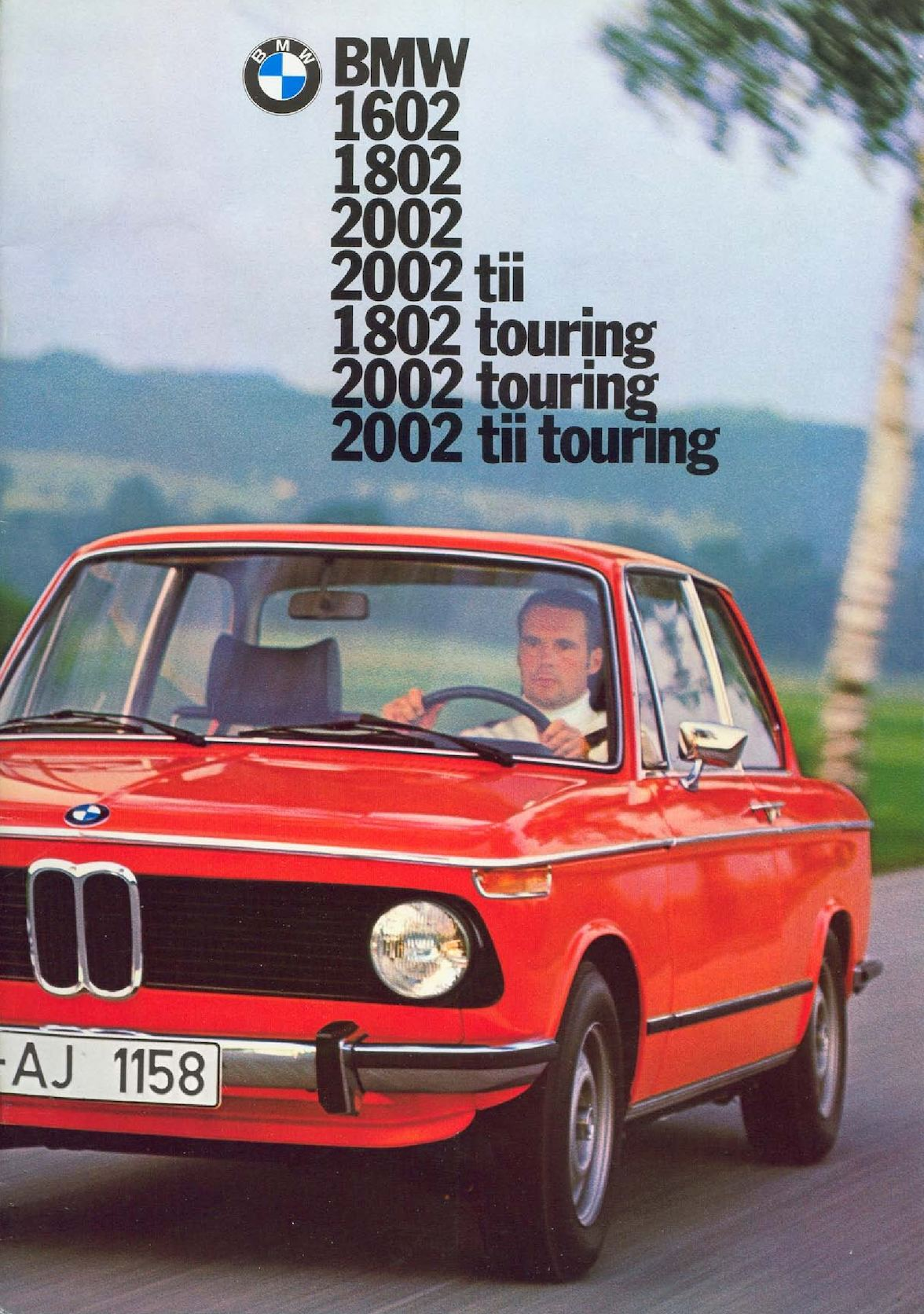 Calameo 1974 Bmw 02 Brochure
