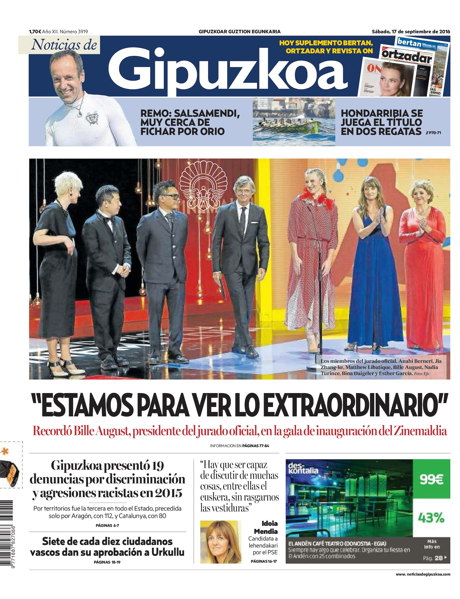 dd9e68af9a Calaméo - Noticias de Gipuzkoa 20160917