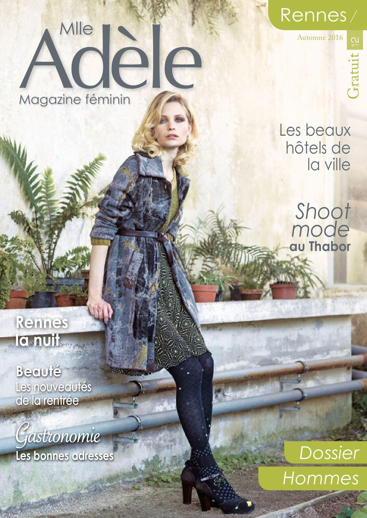 27076291a8db Calaméo - Magazine Mlle Adèle Rennes N°12
