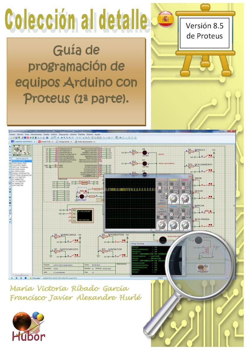 Calaméo Guia Programacion Arduino Con Proteus Parte1 V1