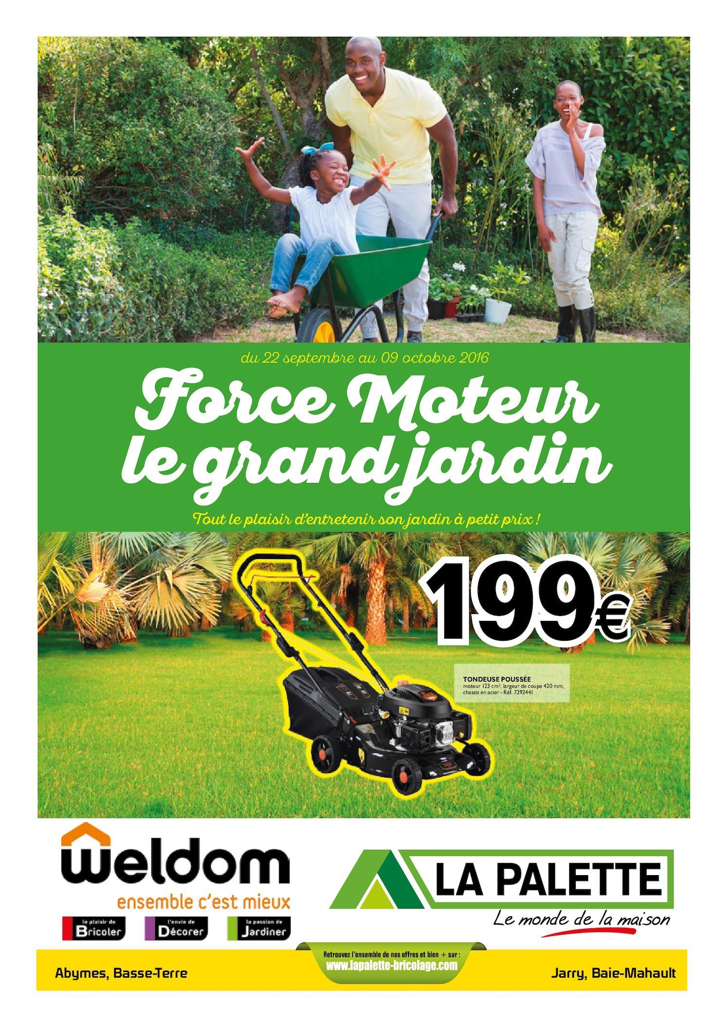 Calaméo Force Moteur La Palette Weldom