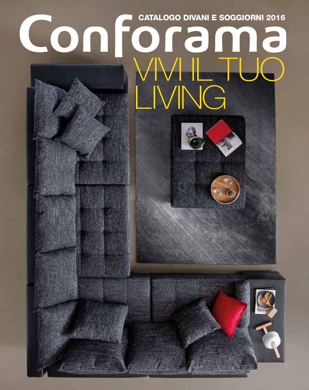 Calam o catalogo divani e soggiorni 2016 conforama for Divano conforama