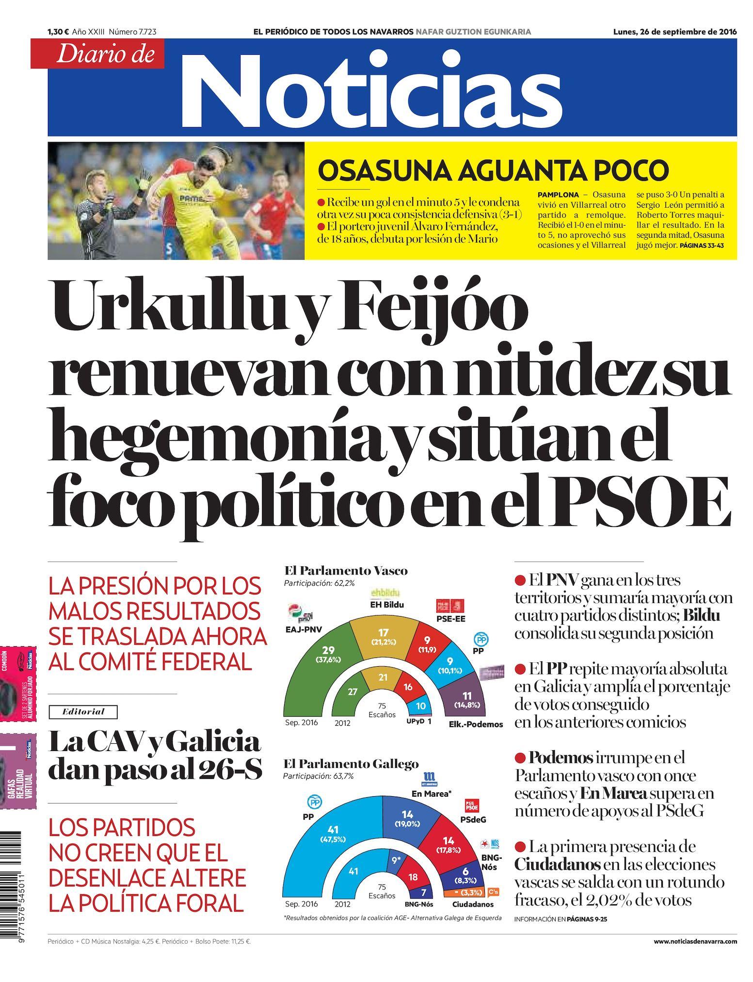 huge discount 35e65 0a9e6 Calaméo - Diario de Noticias 20160926