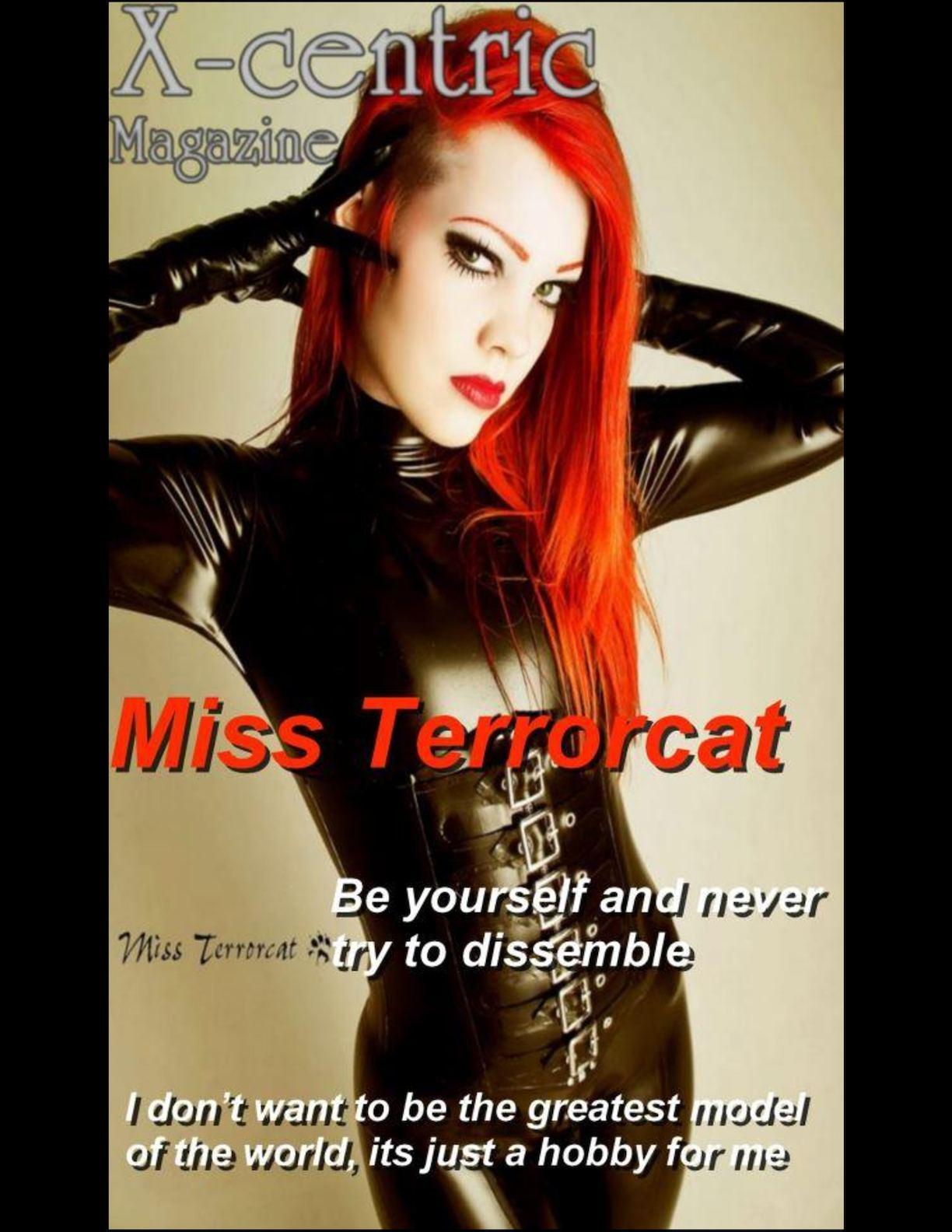 Model Terrorcat
