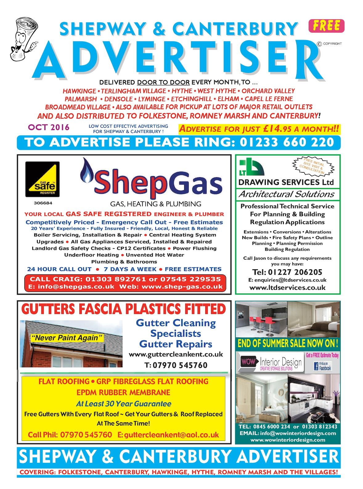 Calamo Shepway And Canterbury Advertiser Niceic Type Wiring Codes
