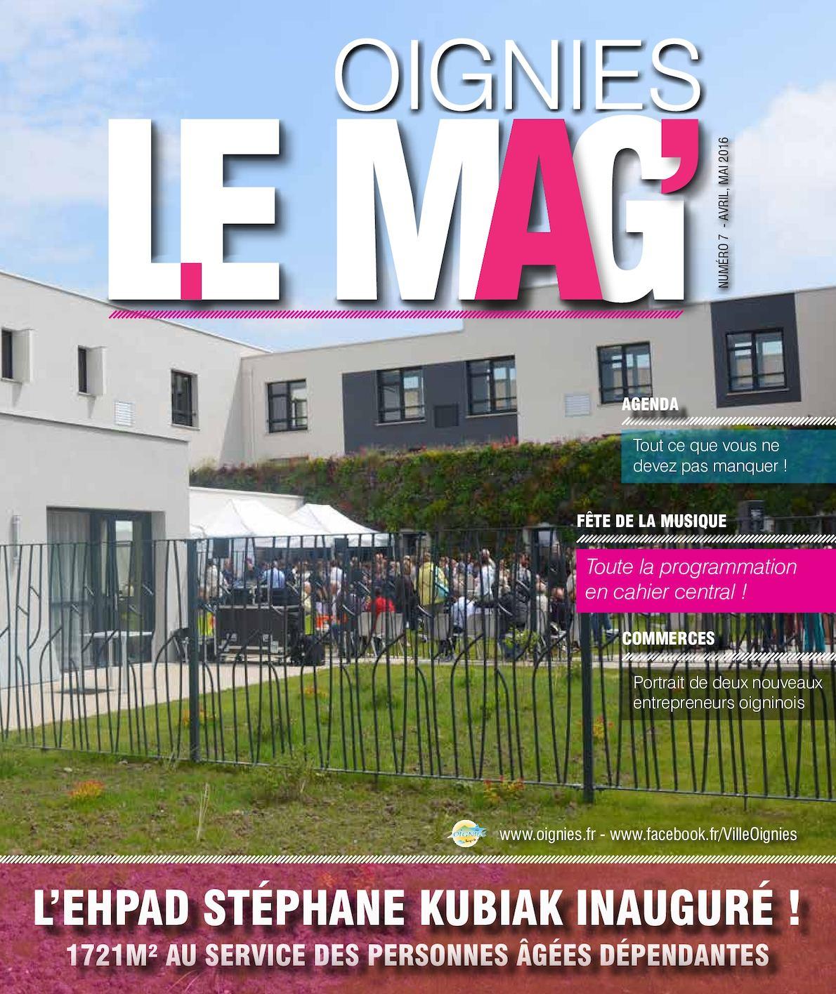 Calaméo Oignies Le Mag N7