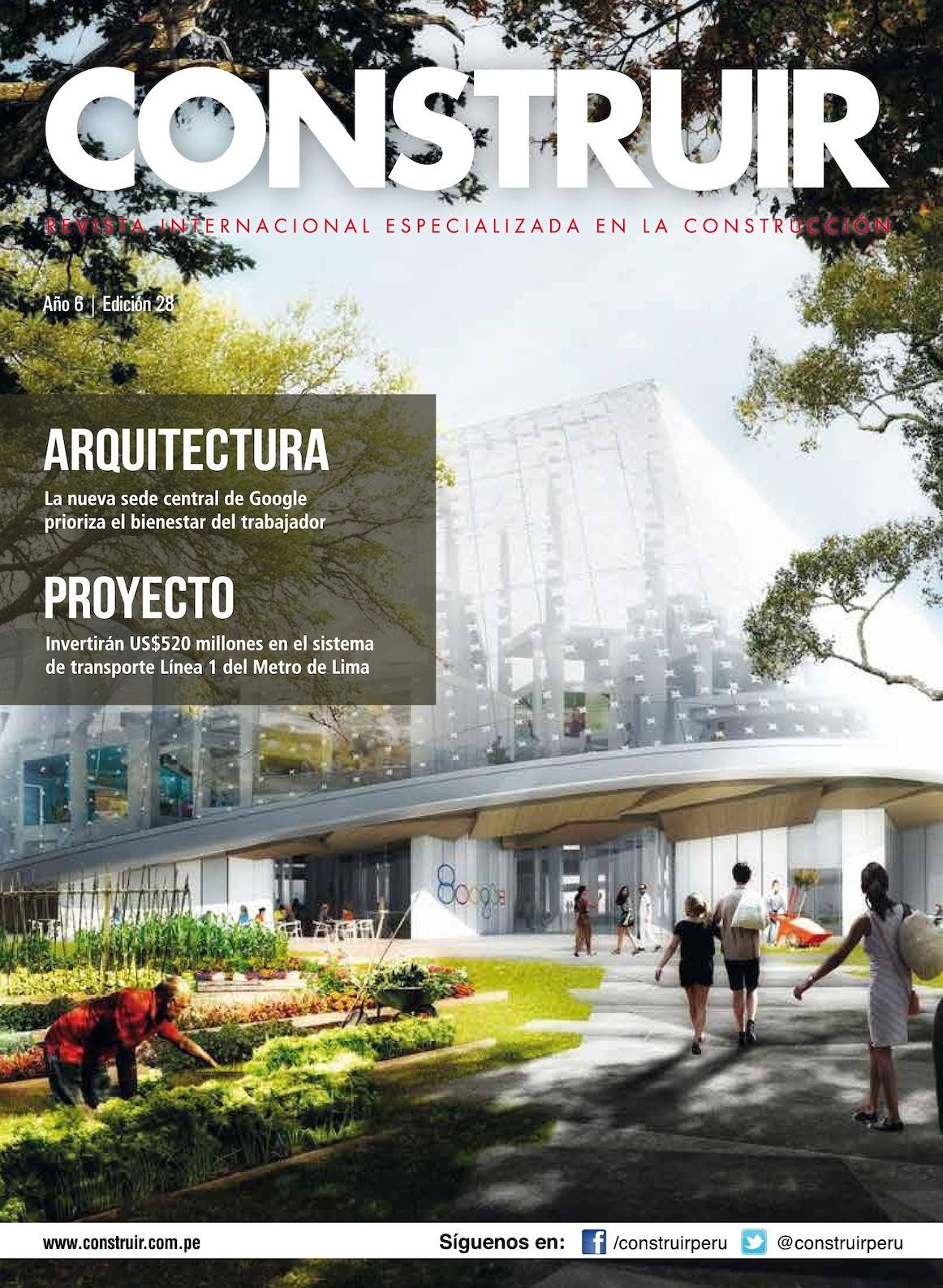 Calaméo - Revista Construir Edición Nº 28 e0ac01e602e
