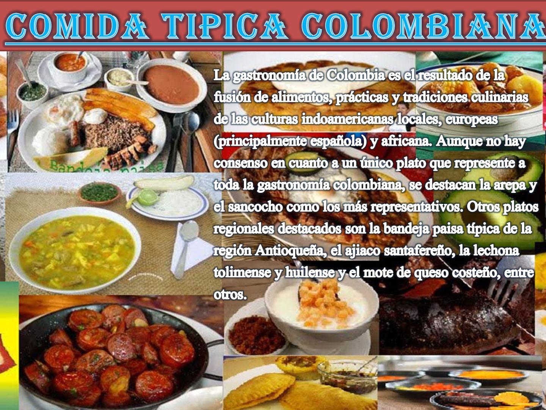 Calaméo - Comidas Tipicas De Colombia