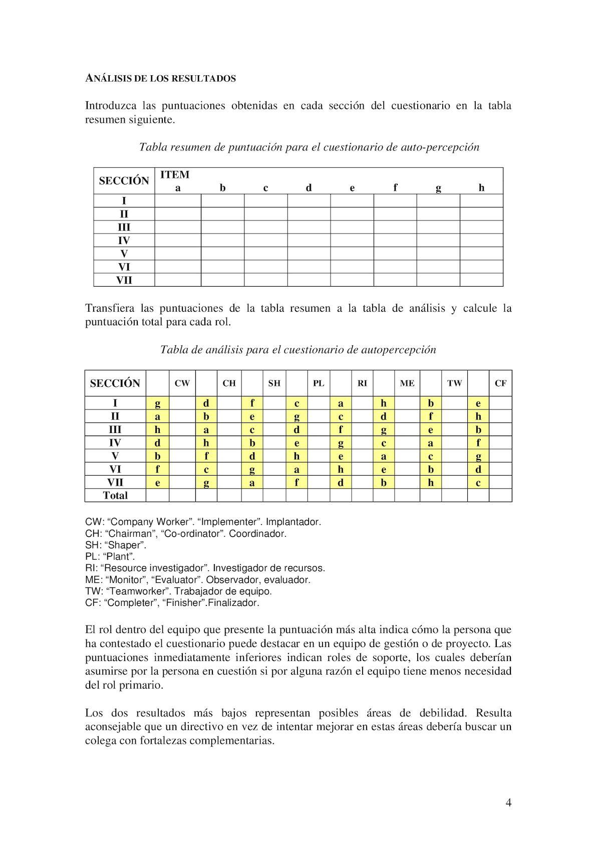 Cuestionario Belbin Calameo Downloader
