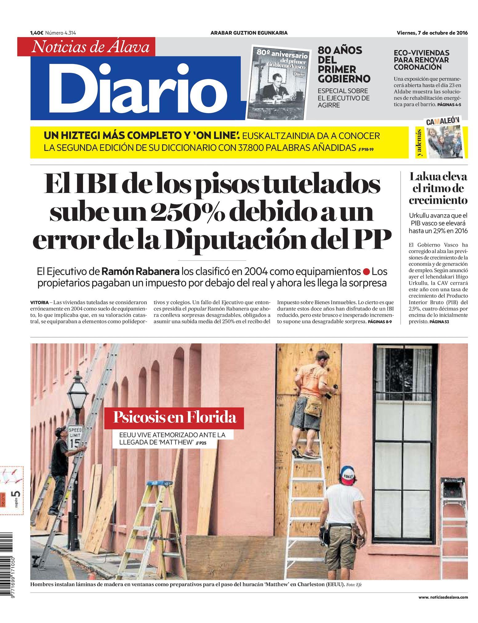promo code e3a4b 964ca Calaméo - Diario de Noticias de Álava 20161007