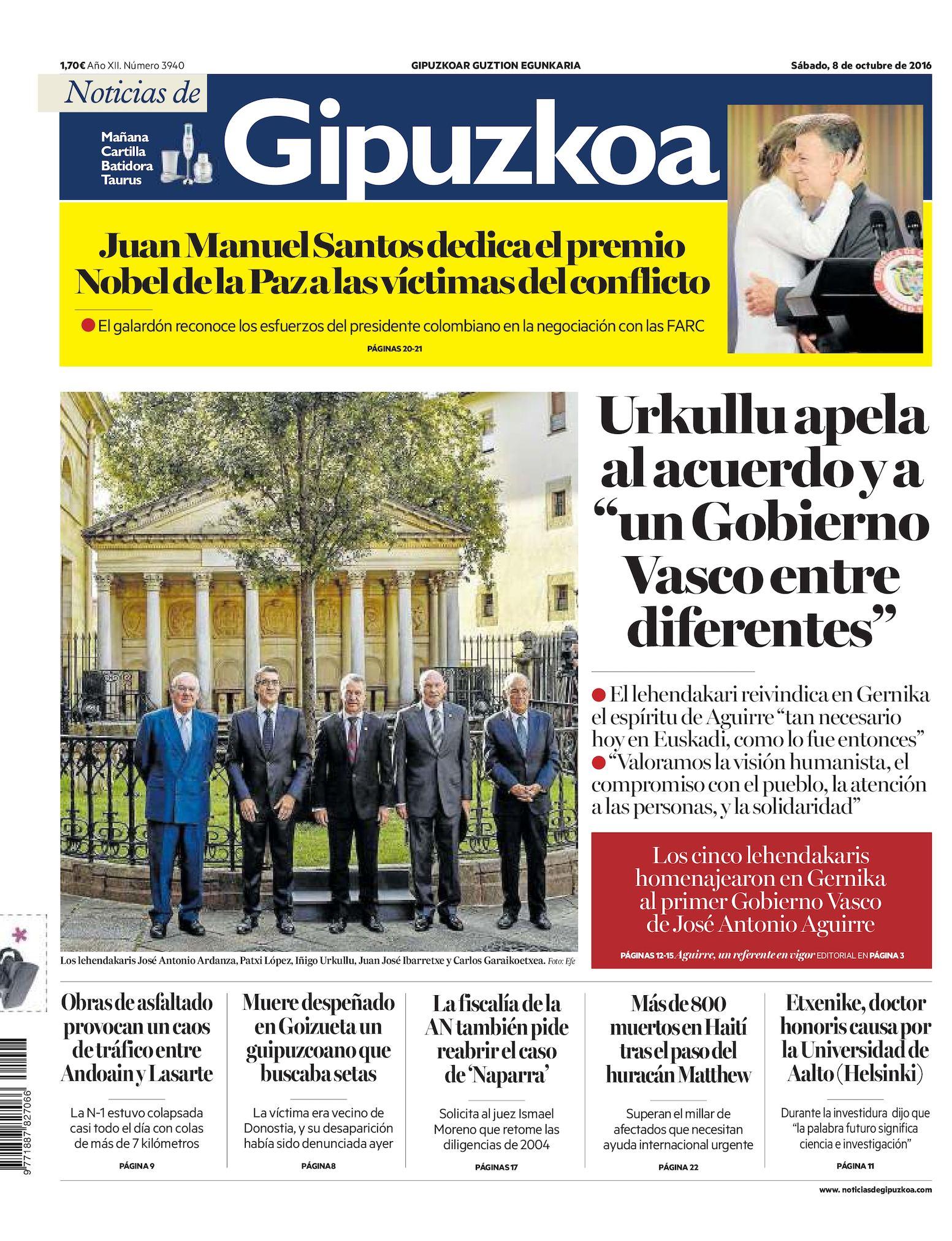 lowest price d7255 a0c4f Calaméo - Noticias de Gipuzkoa 20161008