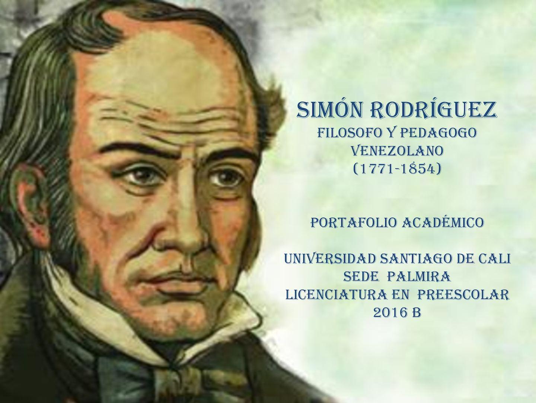 Calaméo Portafolio Simon Rodriguez