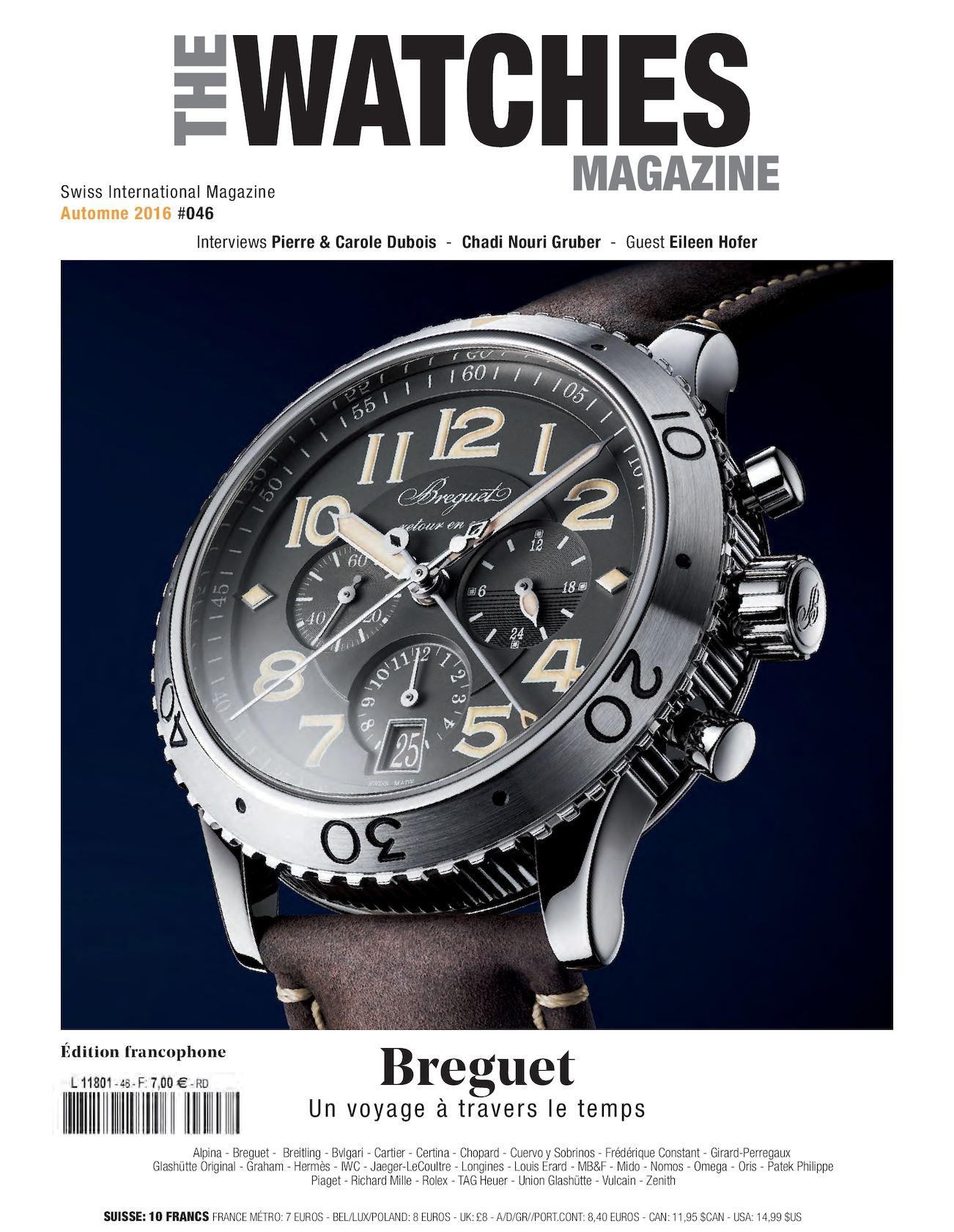 848fa7c4d0da8 Calaméo - The Watches Magazine  046 FR