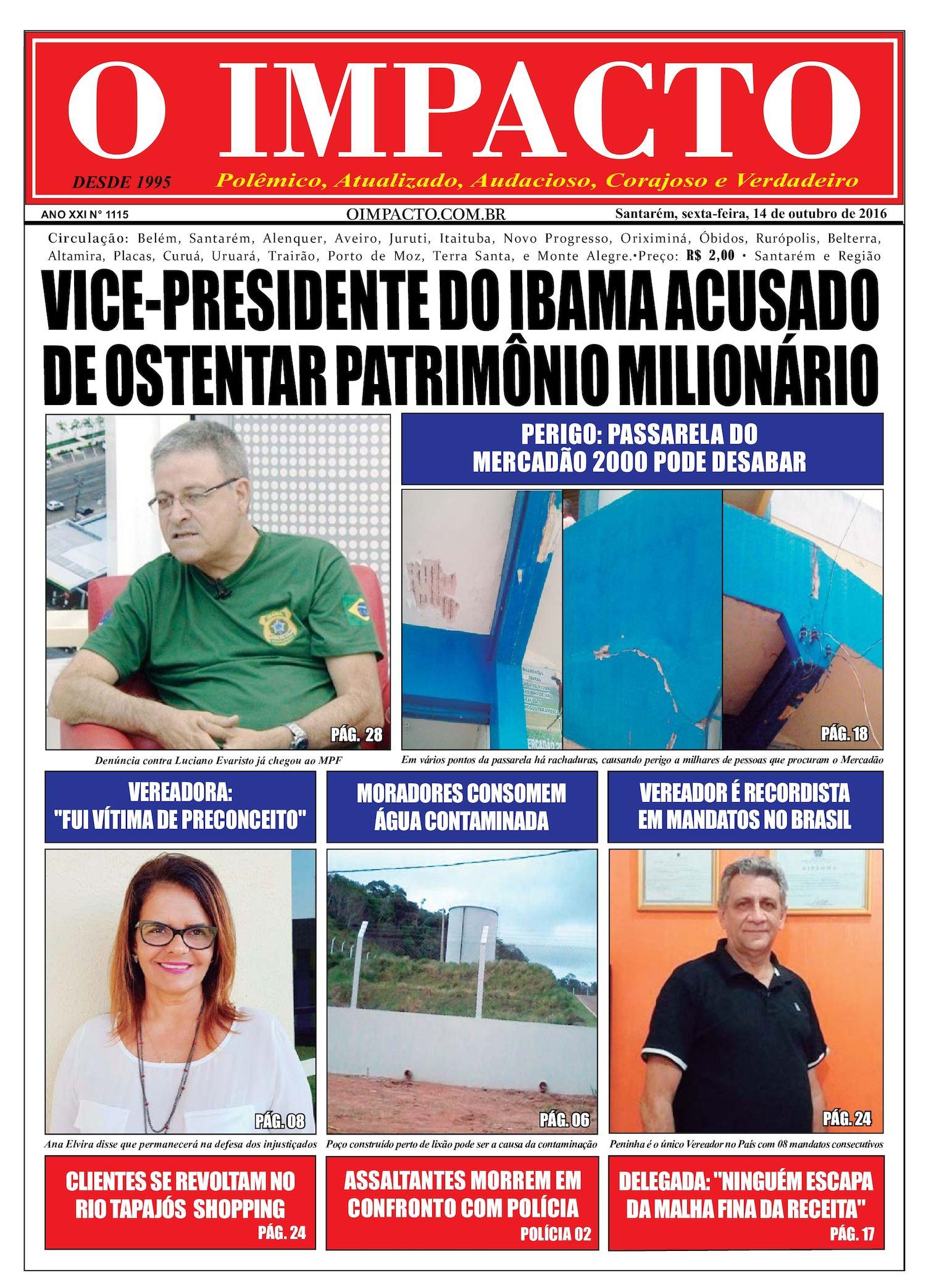Calaméo - Jornal O Impacto Ed. 1115 8625feef8c903