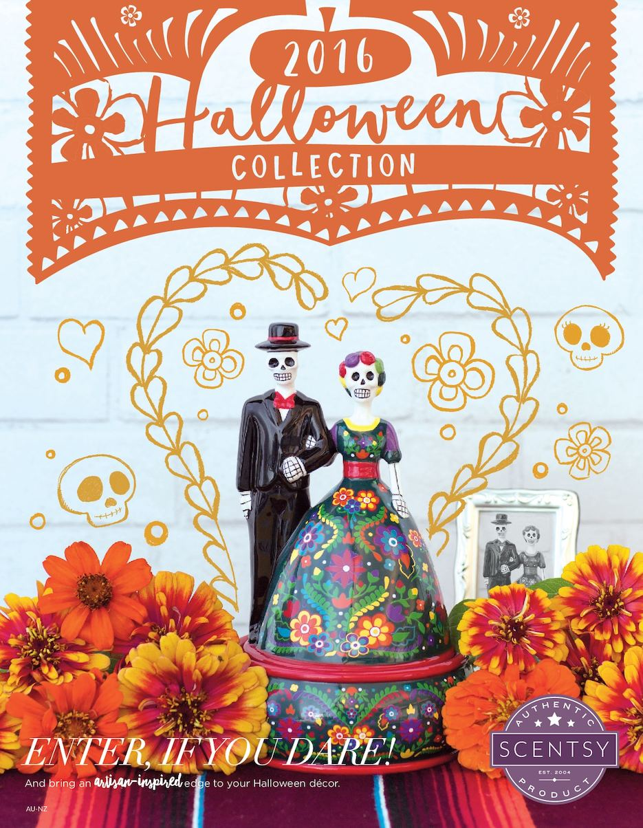 Calaméo Scentsy Halloween 2016 Catalogue Aunz