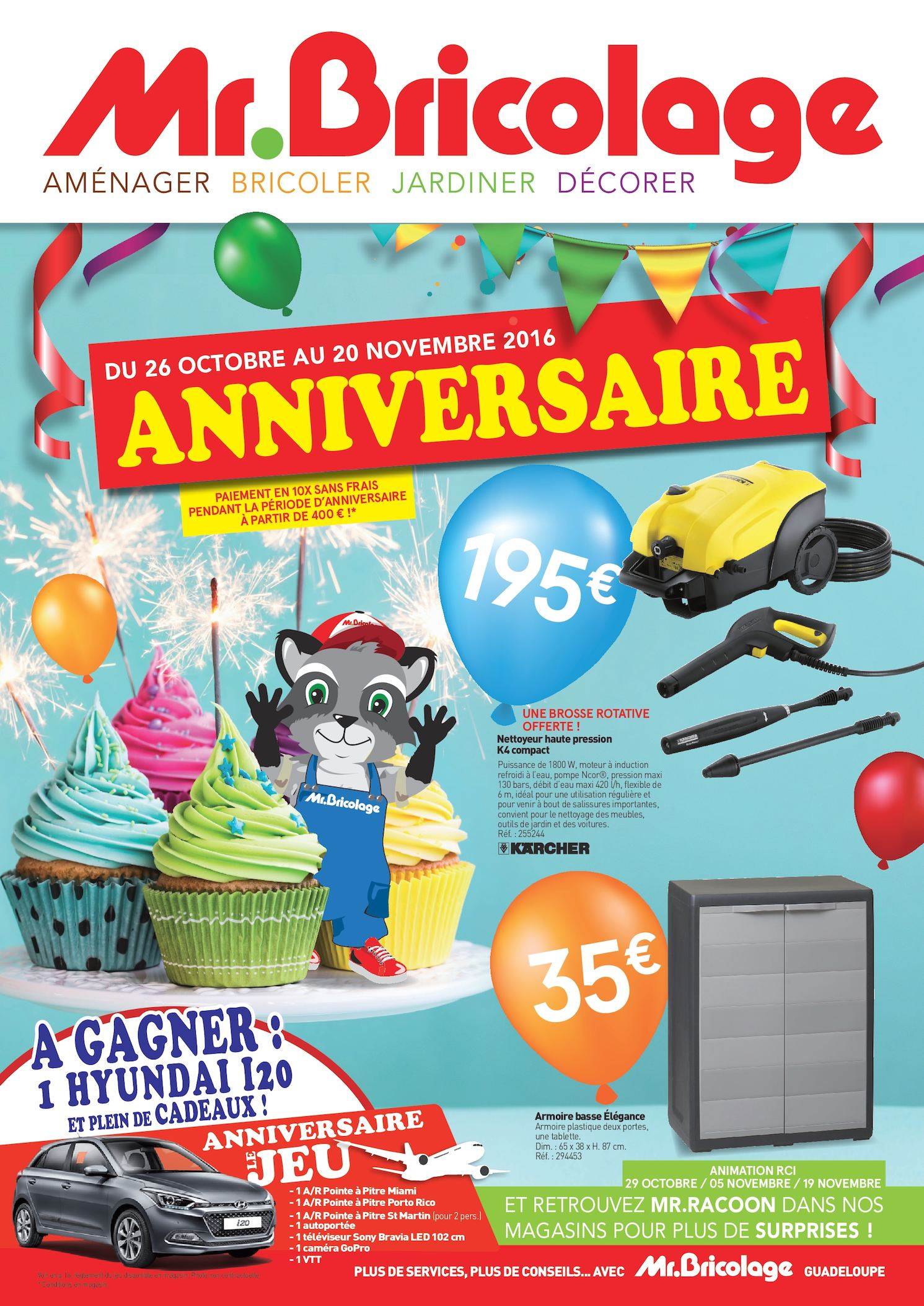 Calaméo Mr Bricolage Catalogue Anniversaire