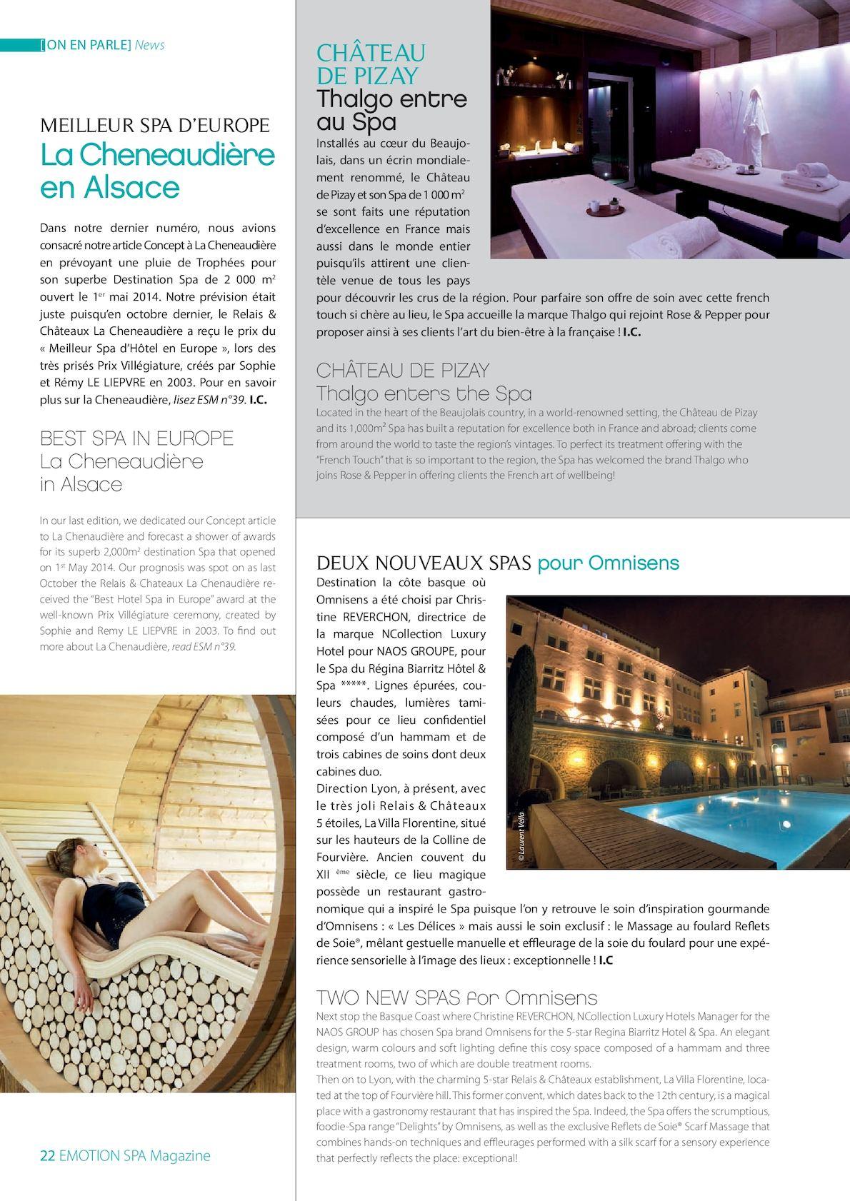 Emotion Spa Magazine 40 Calameo Downloader