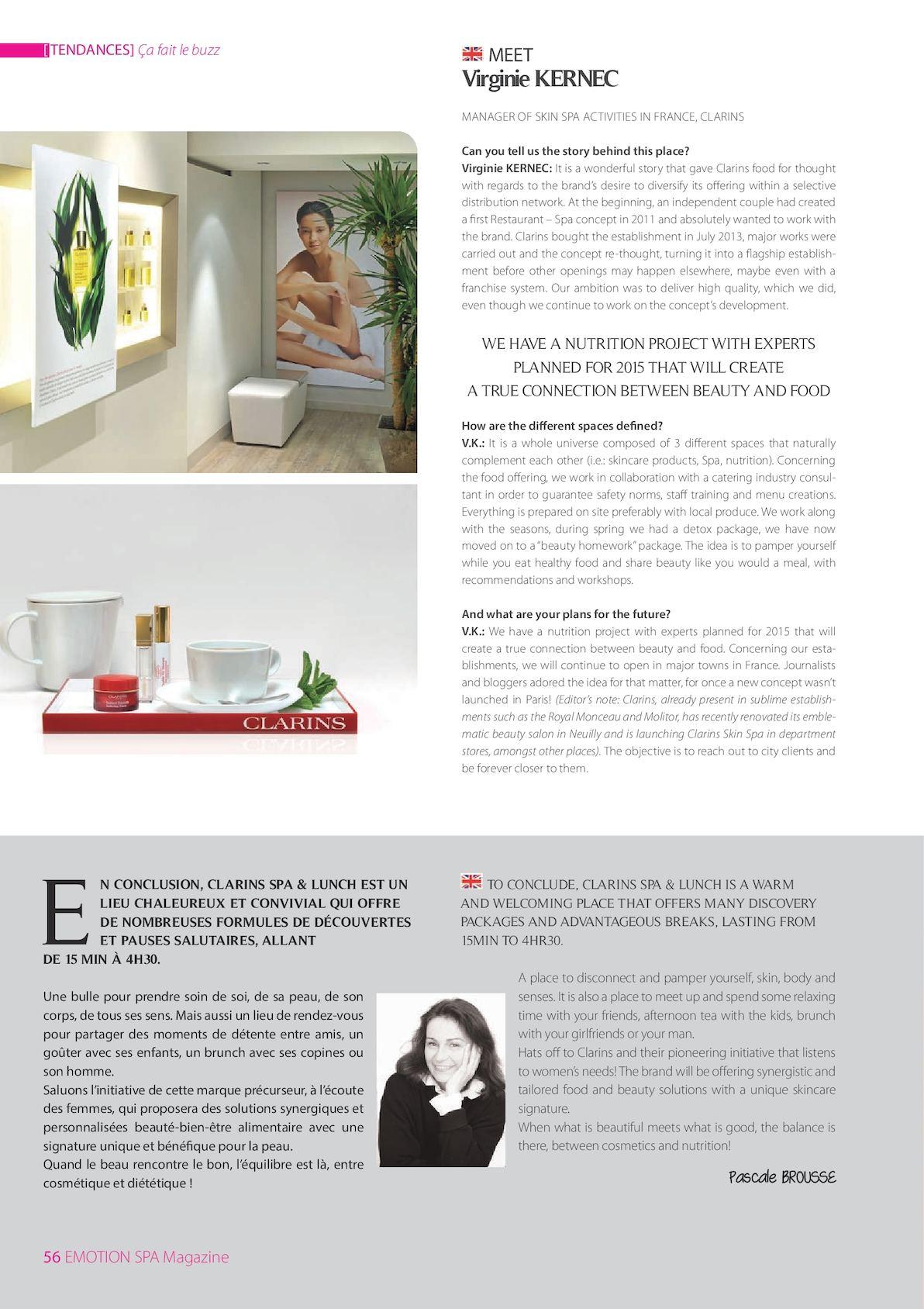 Emotion Spa Magazine 39 Calameo Downloader