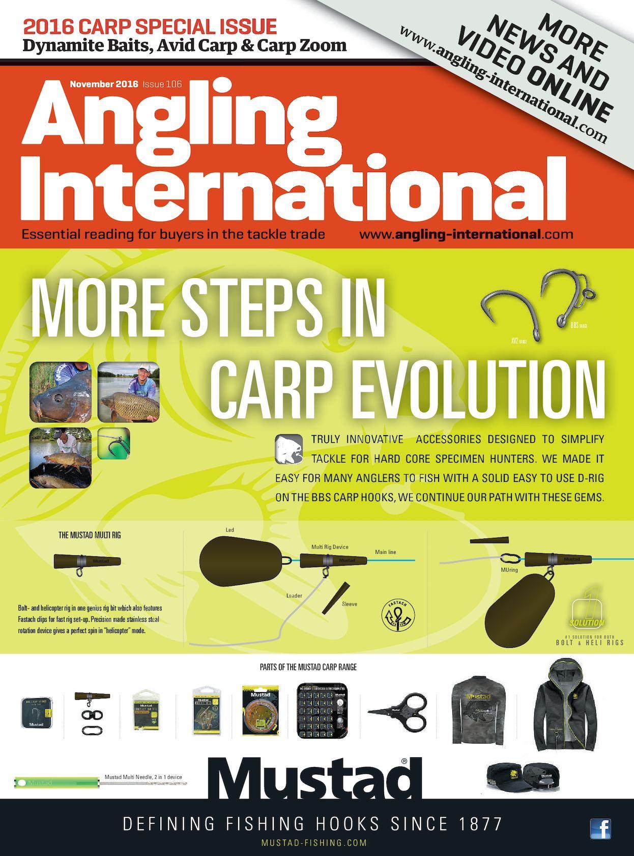 780266177e4 Calaméo - Angling International - November 2016 - issue 106