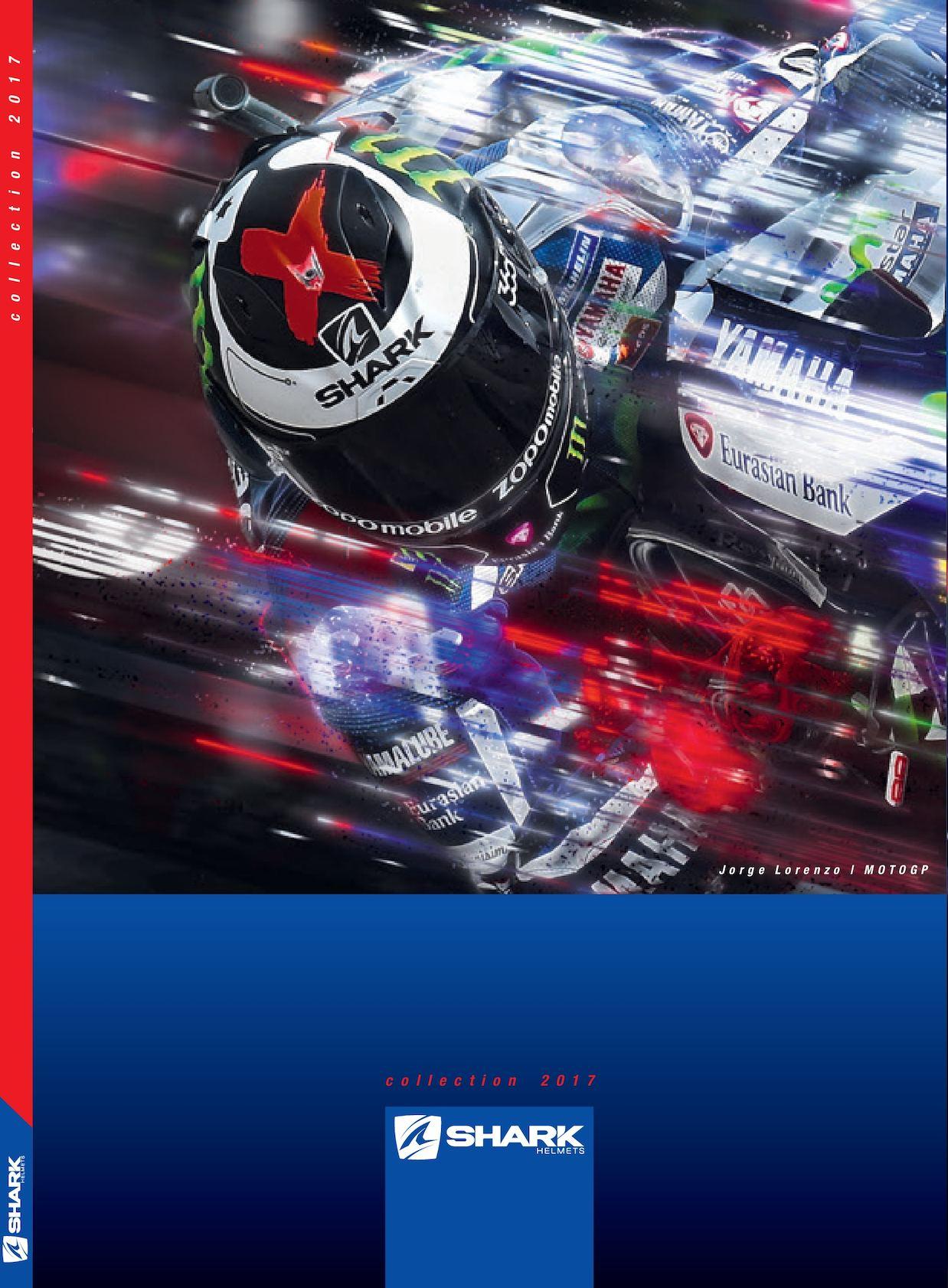 MEDIUM SHARK SPARTAN KARKEN MAT KRA RED//SILVER MOTORCYCLE HELMET