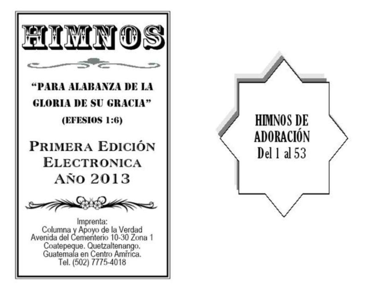 Calaméo - Himnario Sala Evangelica fe9ddffb545