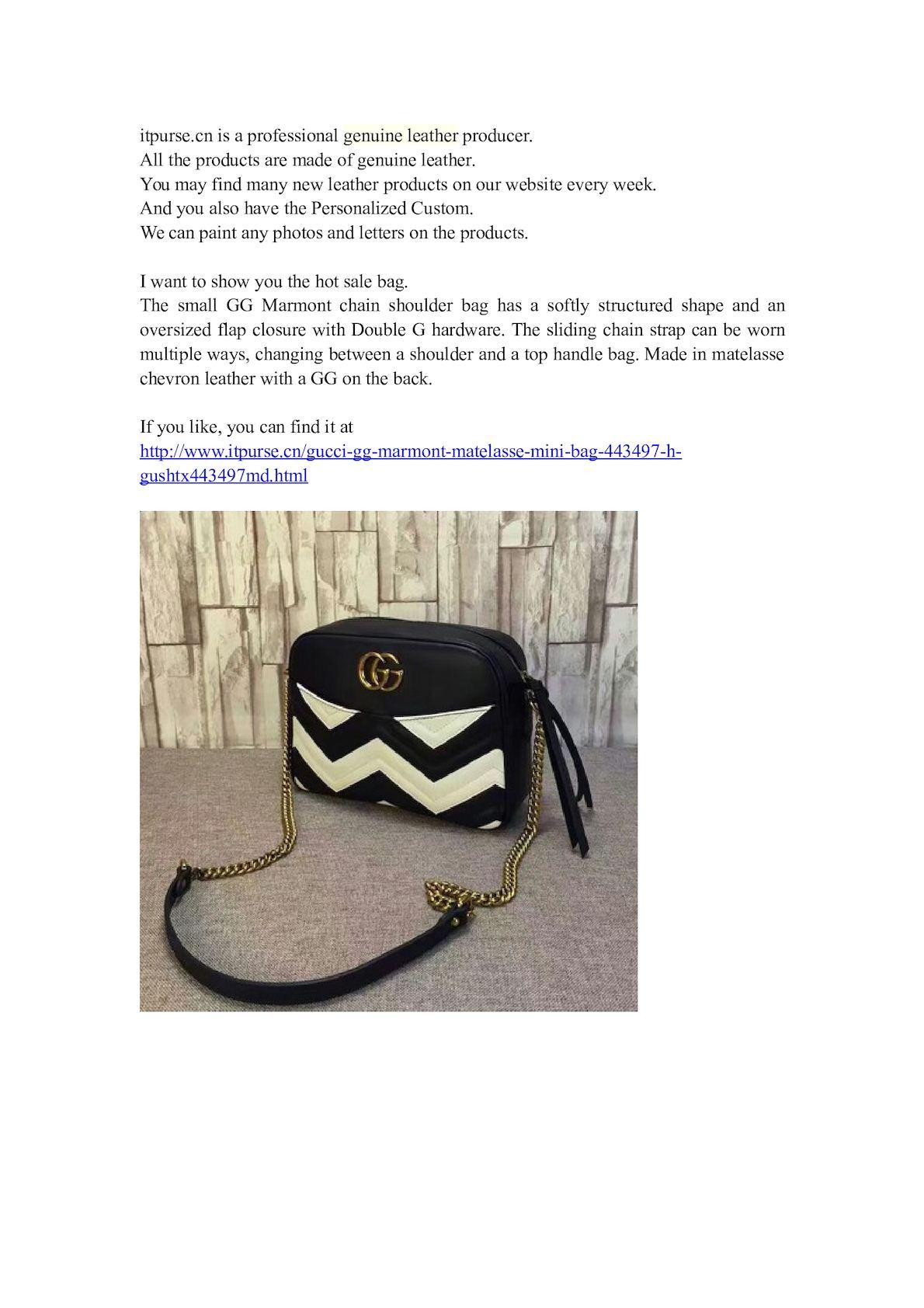 fbfc4150071598 Calaméo - You May Like Gucci Gg Marmont Leather Bag