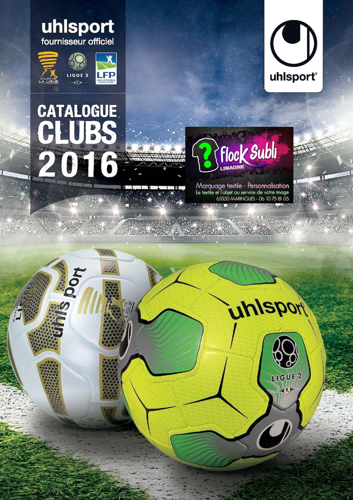 Uhlsport 2016 Uhlsport Calaméo Calaméo Football Football 2016 Calaméo Uhlsport TFlK1Jc