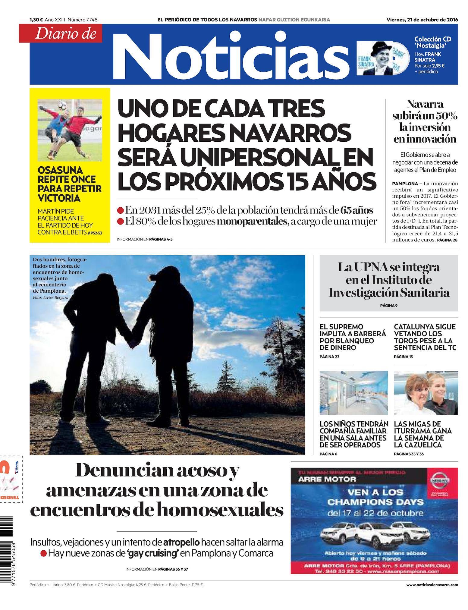 timeless design d304a e8ba9 Calaméo - Diario de Noticias 20161021