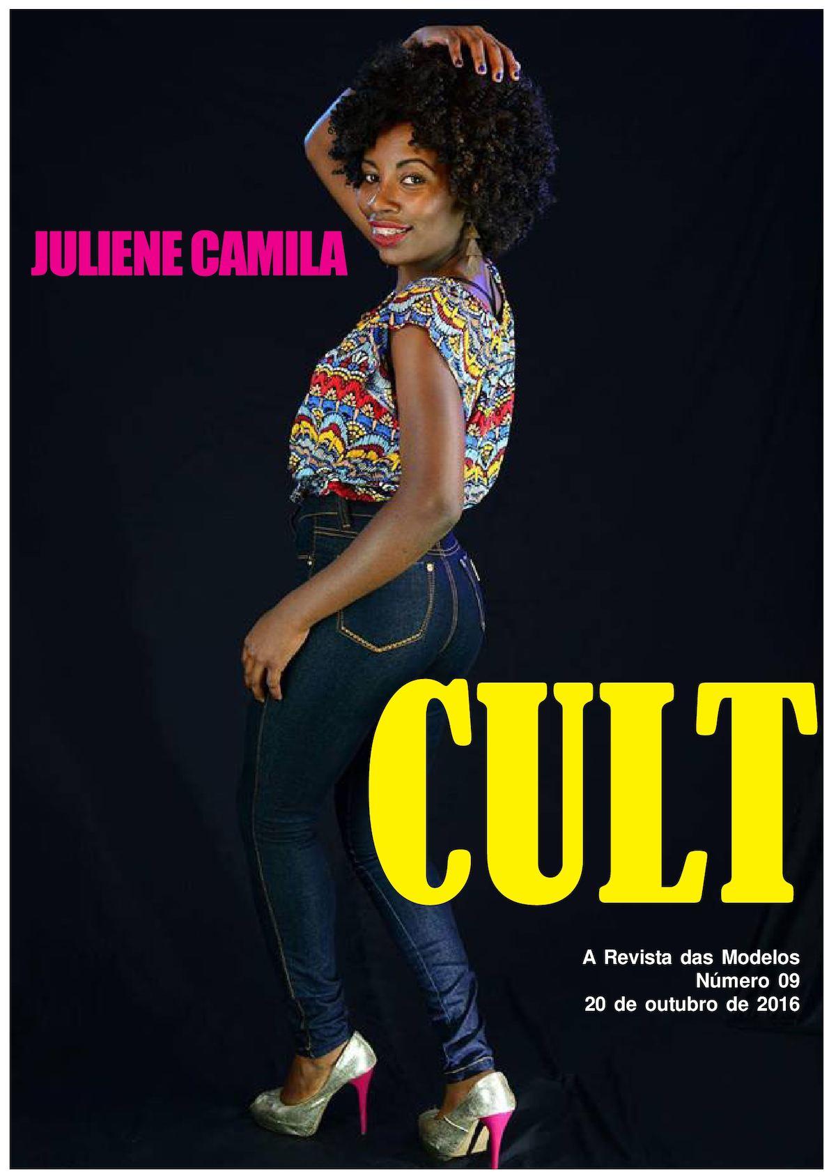 CULT 9 - A Revista das Modelos