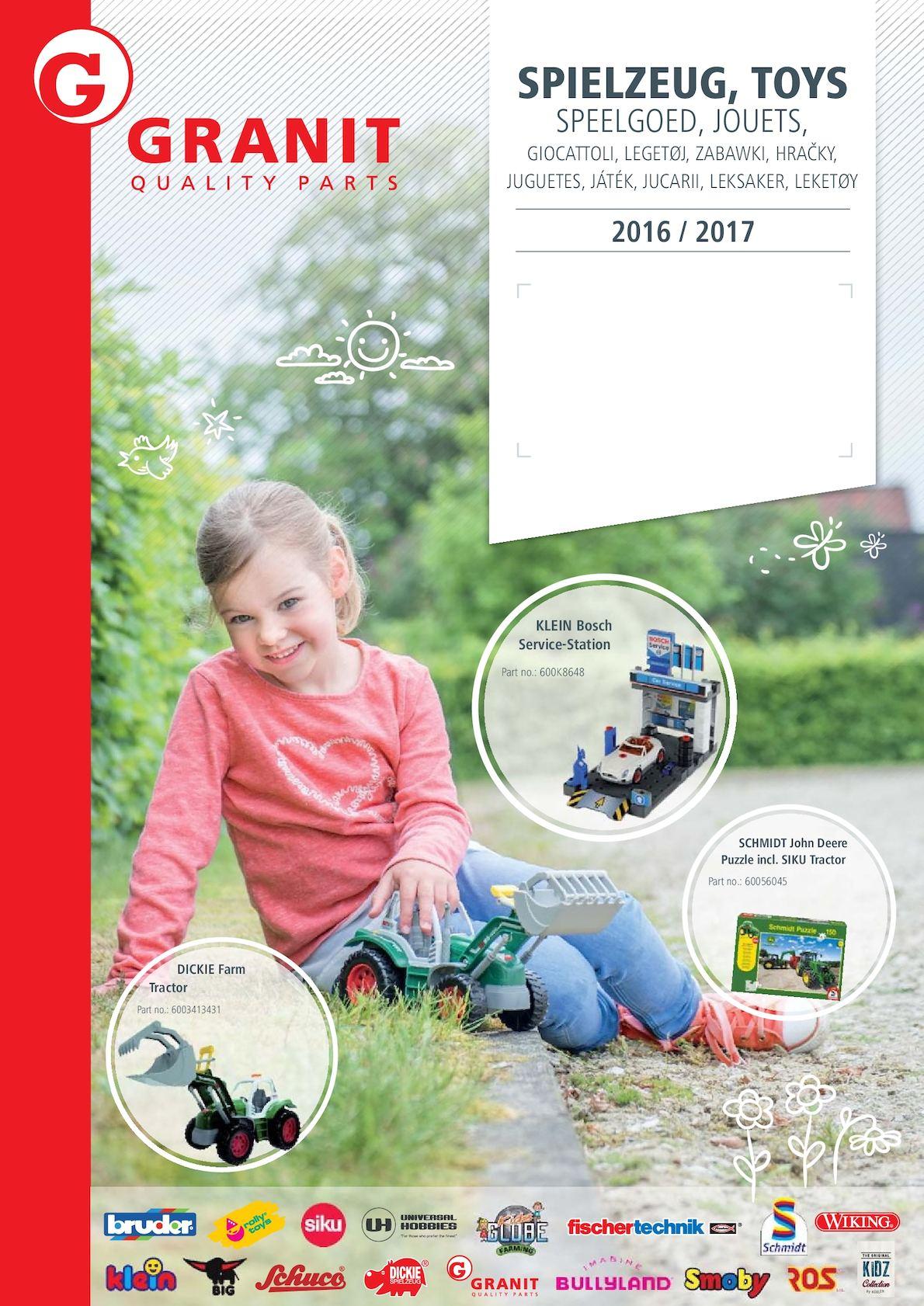 Calaméo Catalogue Jouets Granit 2016 2017